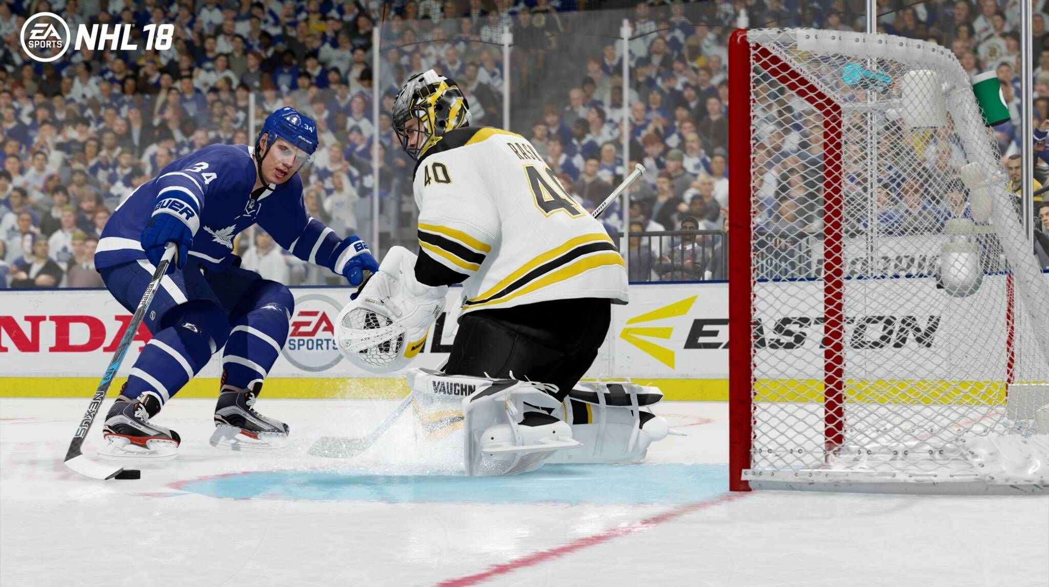 wholesale dealer b42d7 b5c7d Microsoft Store Celebrates NHL 18 Launch with Toronto Maple ...