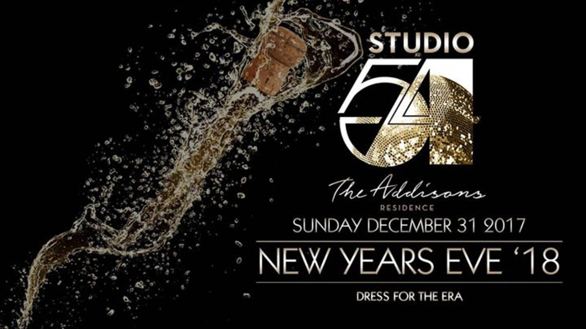nye studio 54 at the addisons