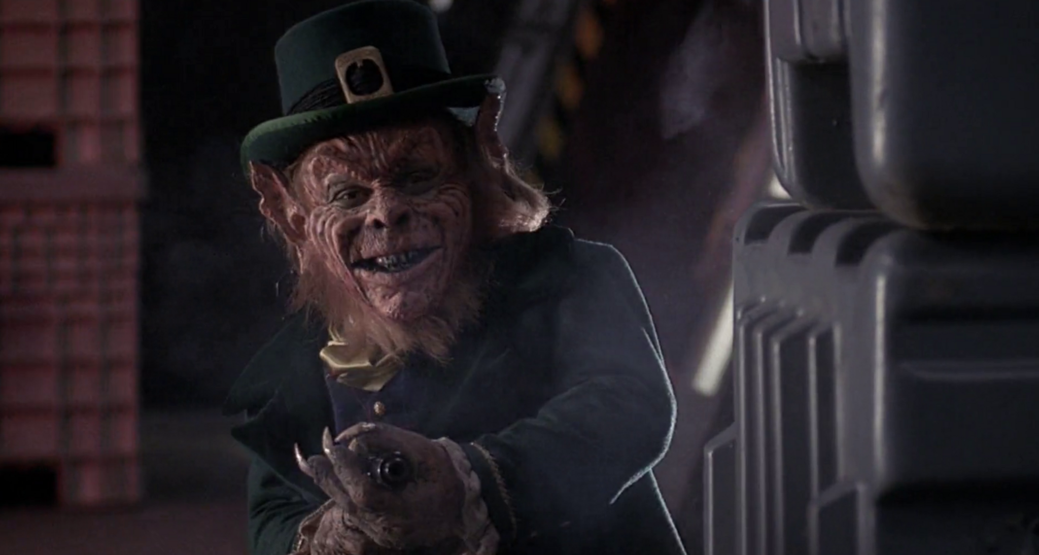 Blind Eye Movie Club Presents Leprechaun In Space
