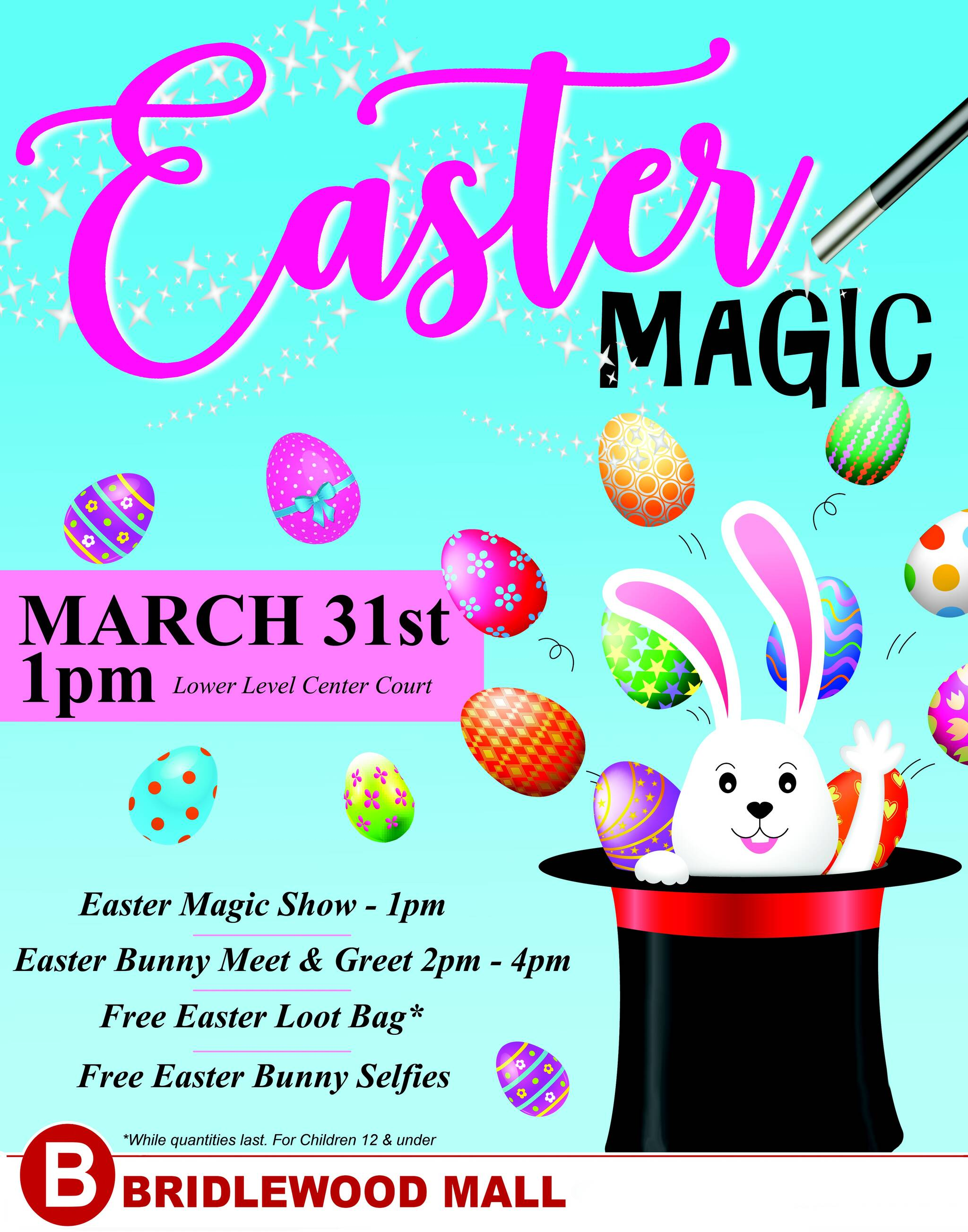 Easter Magic Show
