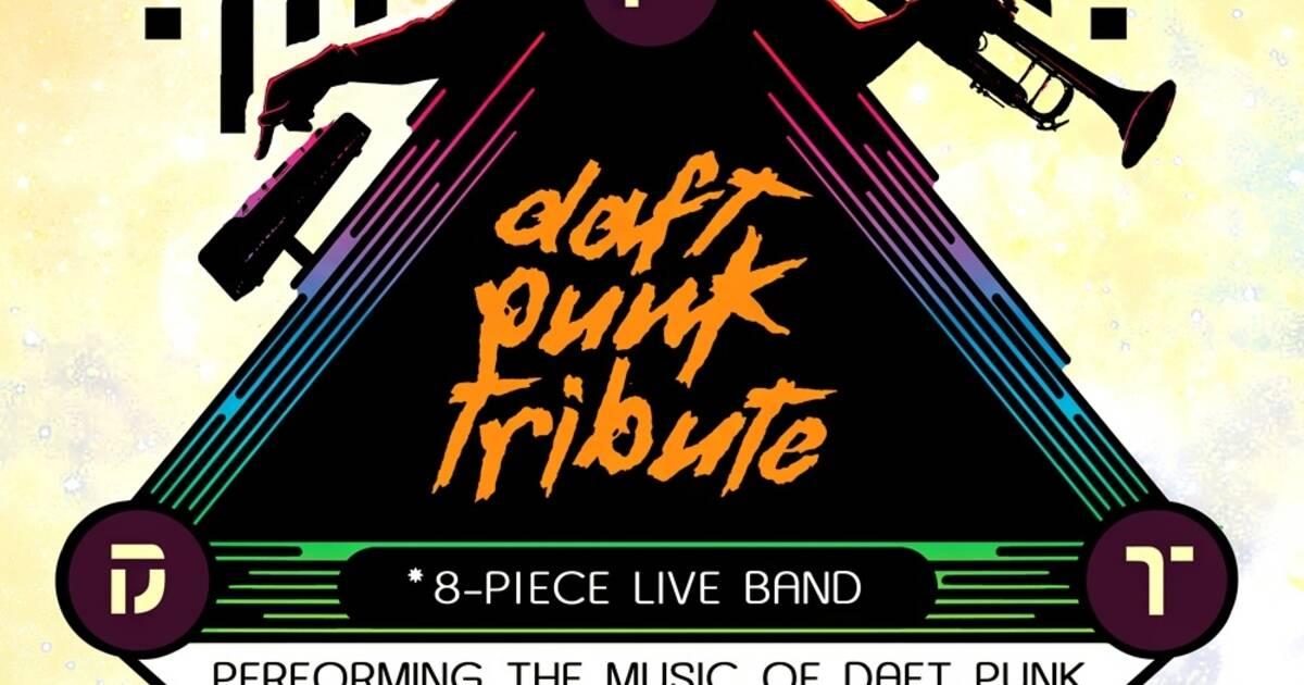 Daft Punk Tribute Band plus DJ Jason Palma, Mod Club Theatre