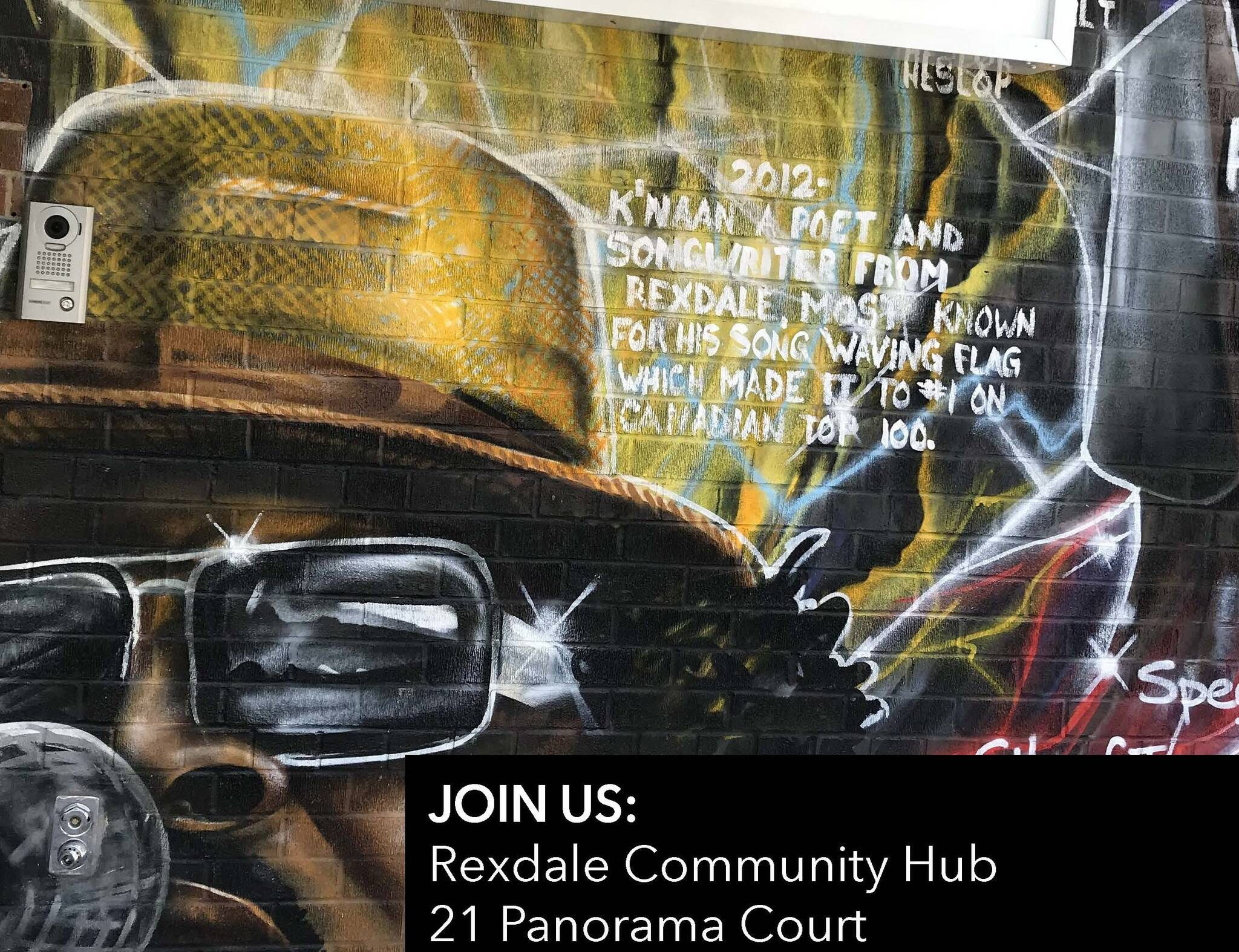 Metrolinx Finch West LRT Pop Up At Rexdale Community Hub