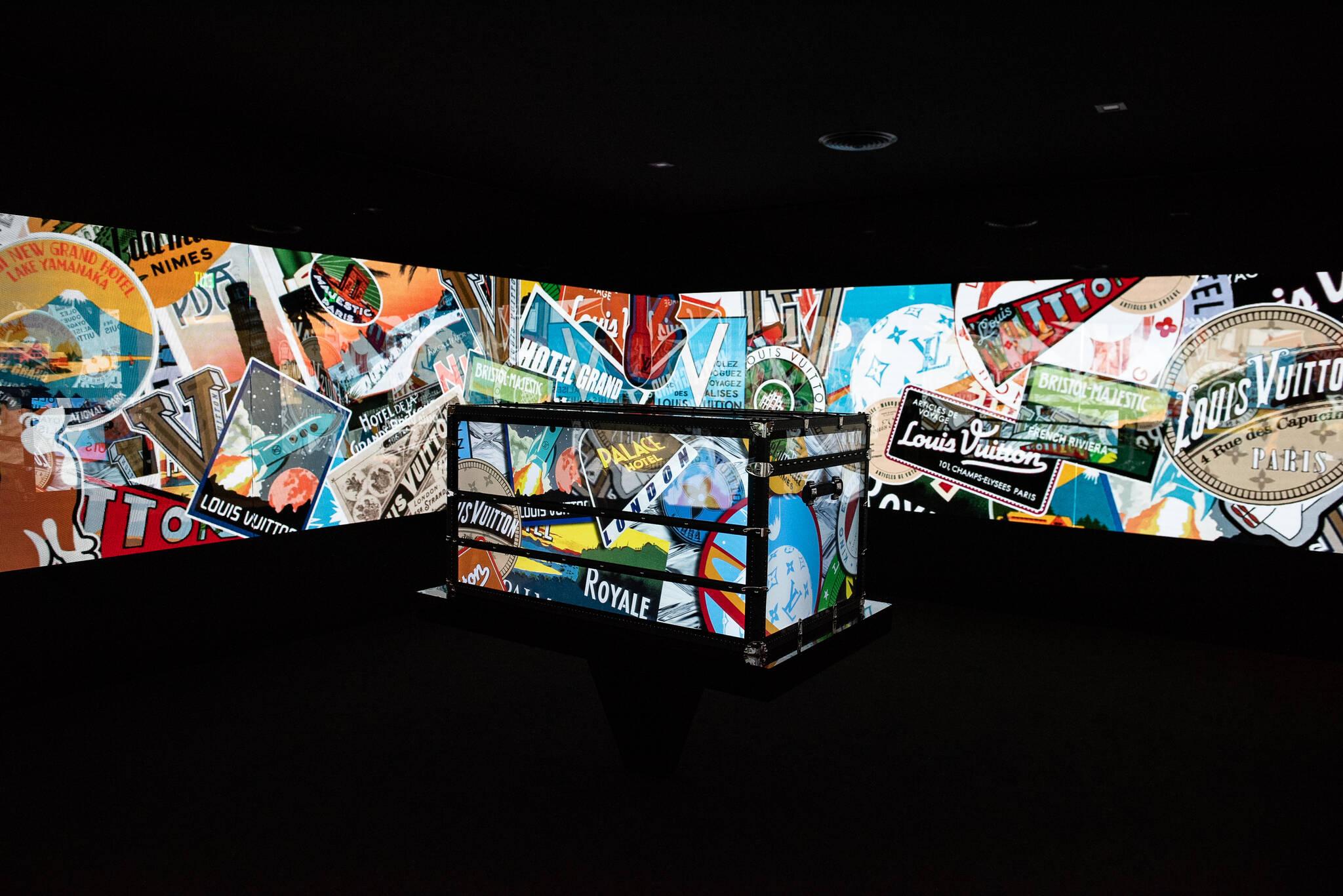 6a052d65048 Louis Vuitton: Time capsule exhibition Toronto