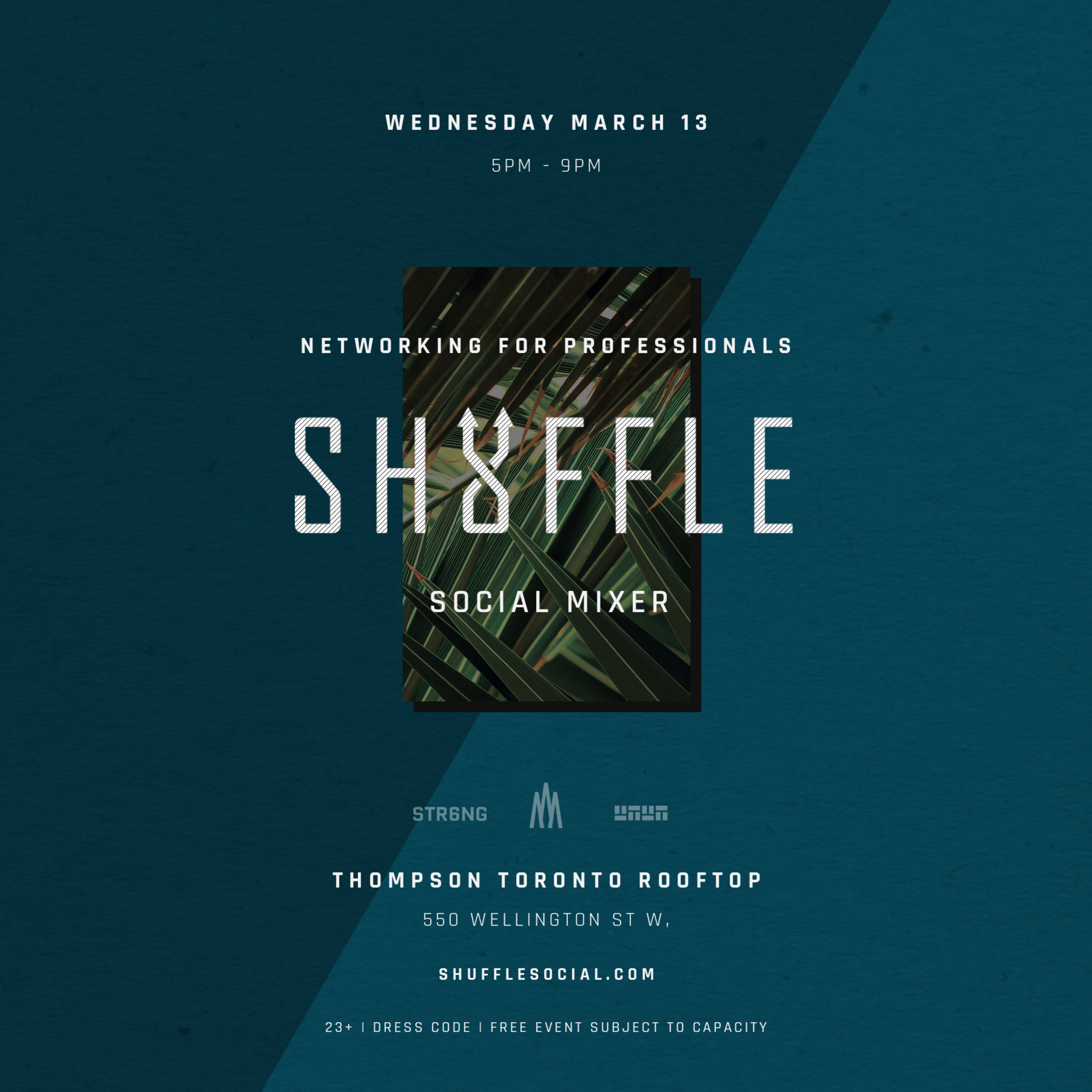 Shuffle Social Mixer - Networking for Professionals