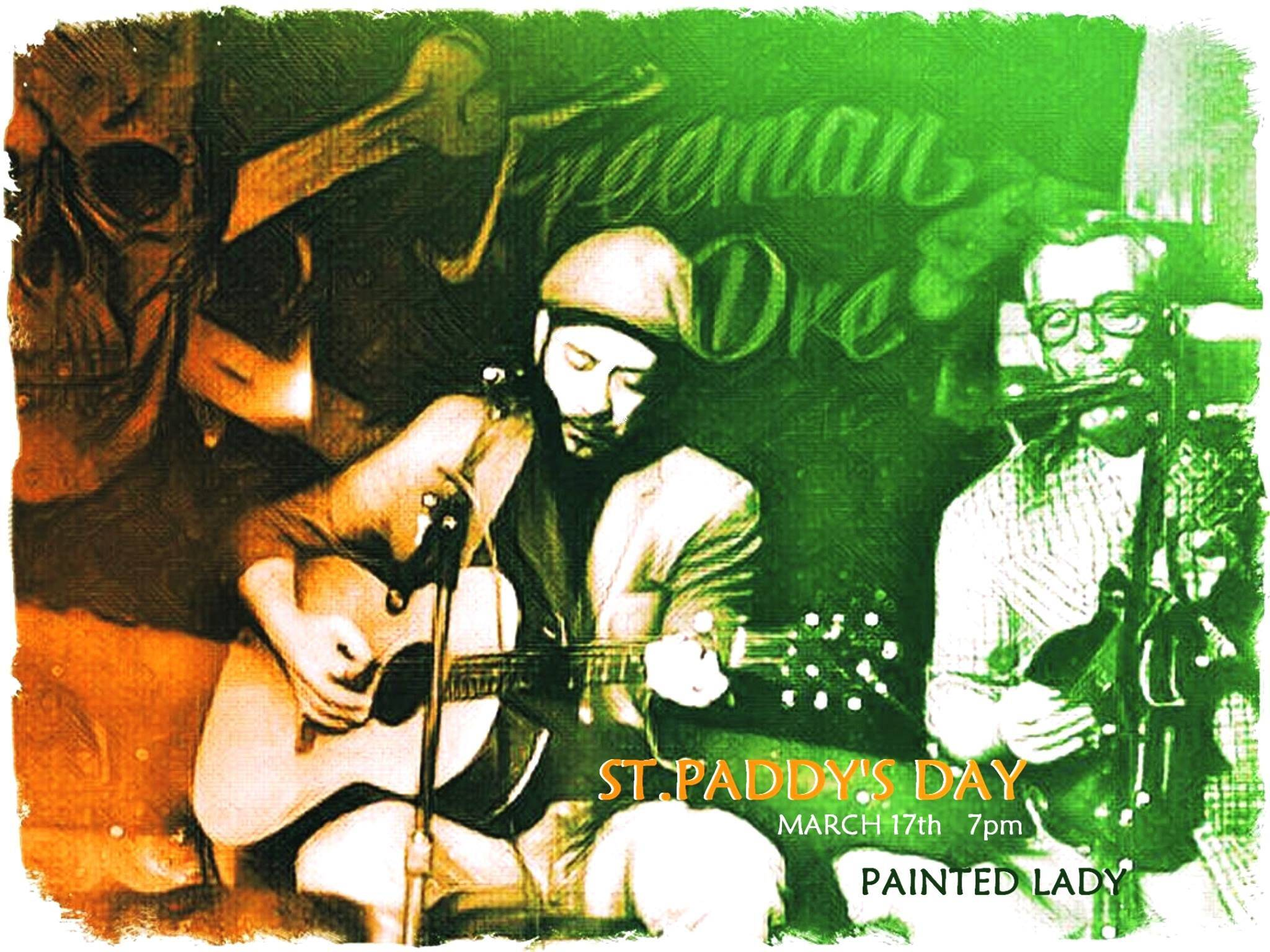 St  Paddy's with Freeman Dre