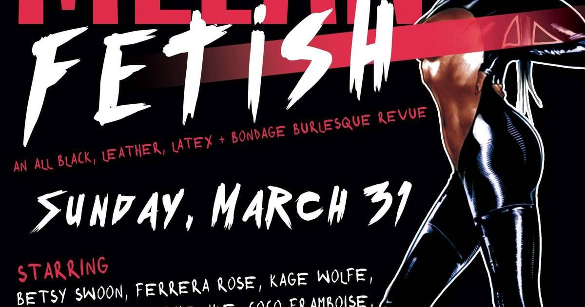 Melanin Fetish: An All Black Kinky Burlesque Revue