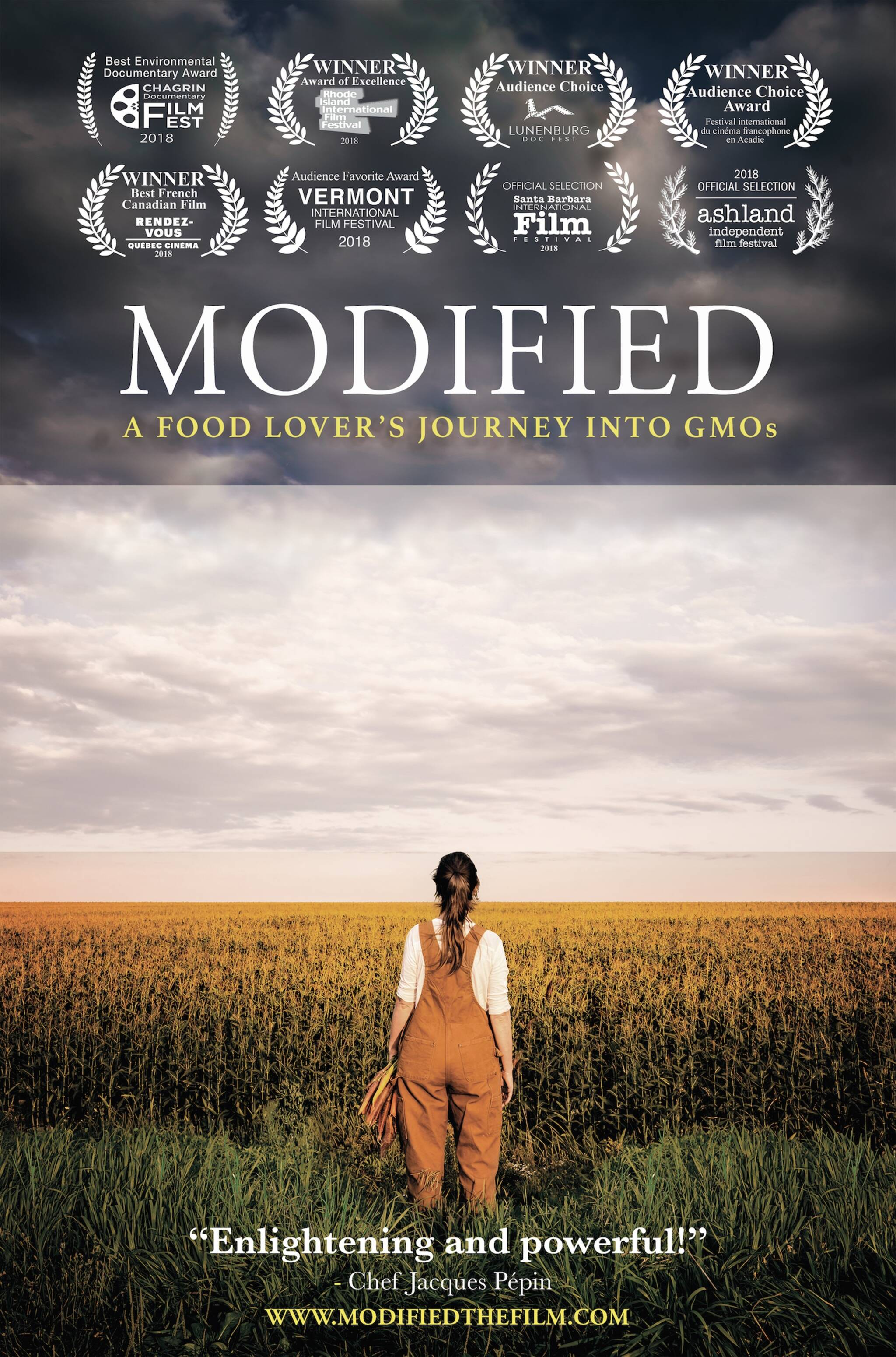 Modified A Food Lovers Journey into GMOs
