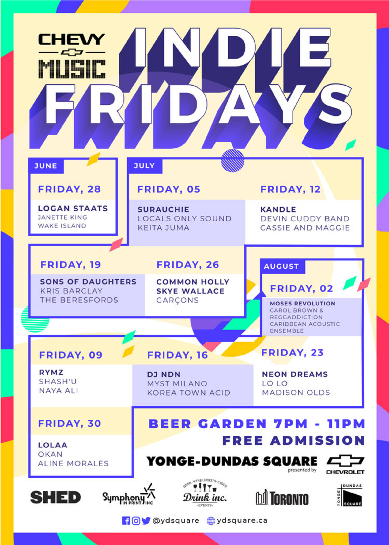 Indie Fridays 2019: Korea Town Acid, Myst Milano, and DJ NDN