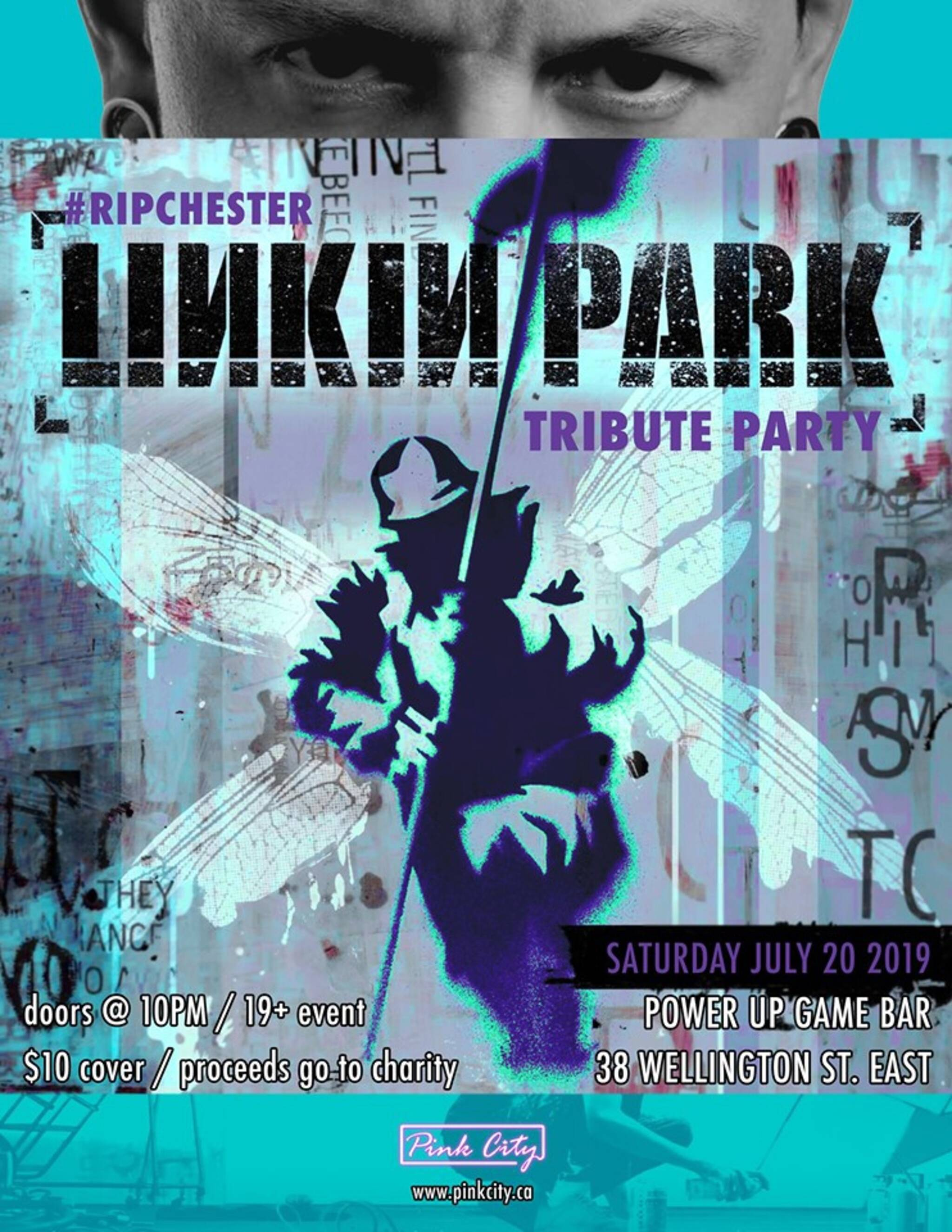 Linkin Park Tribute Party! #RIPChester