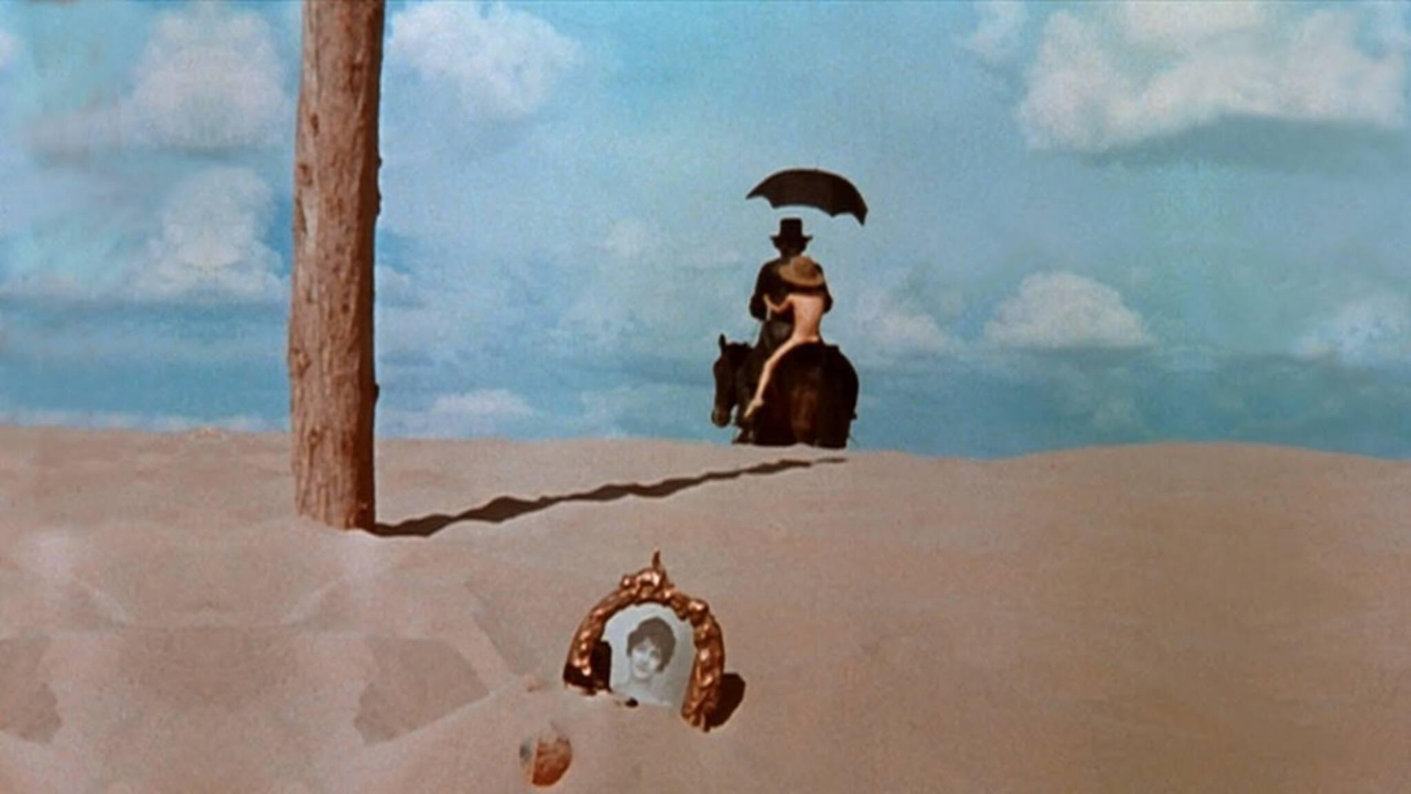 Alejandro Jodorowsky - El Topo, The Holy Mountain, Fando y