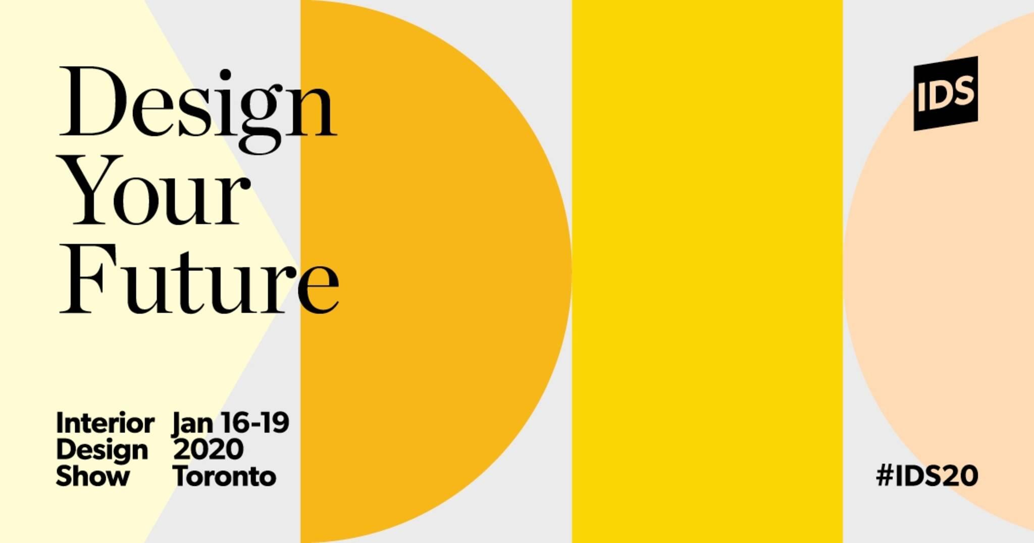 Interior Design Show Toronto 2020