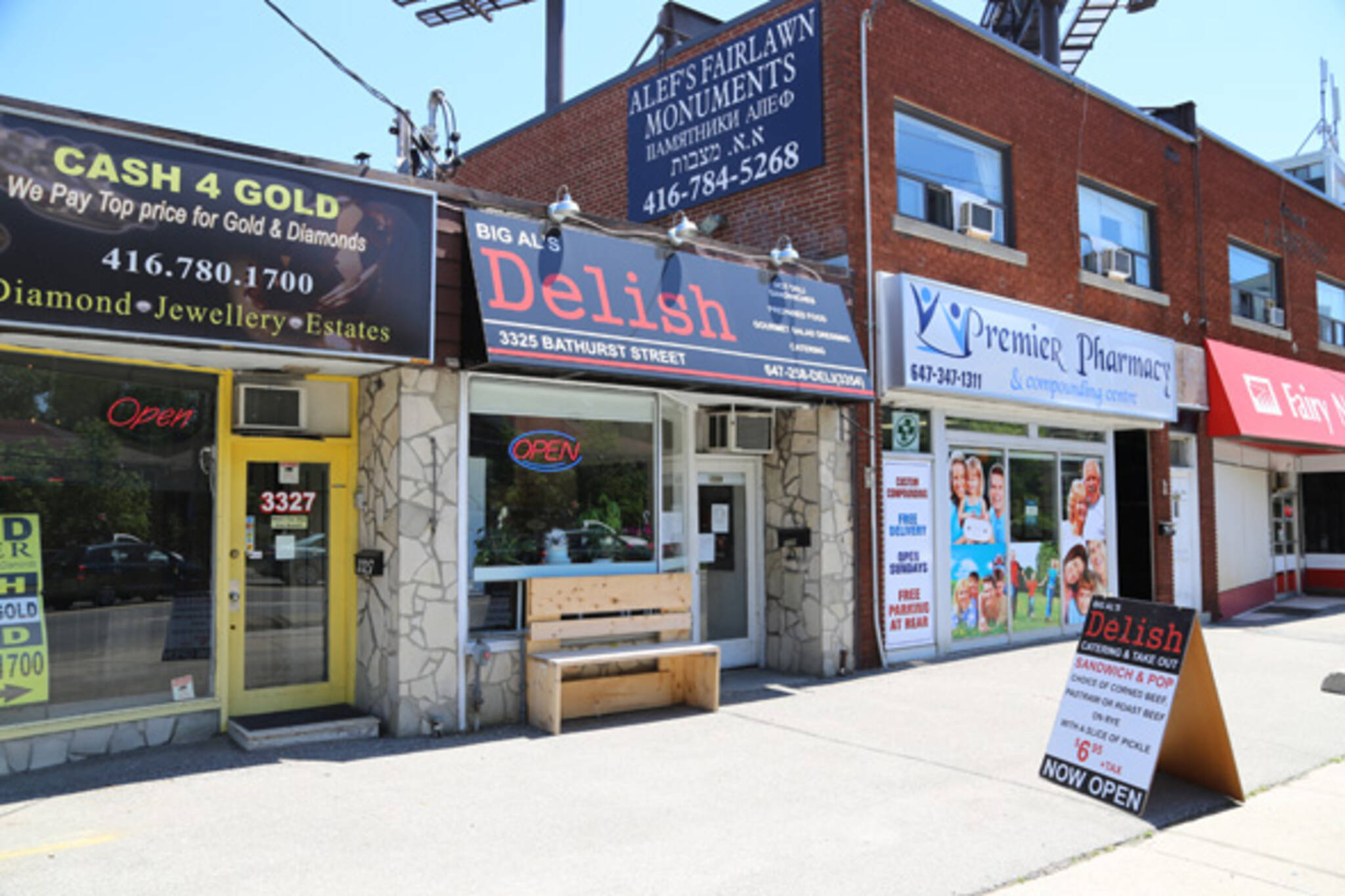 Big Al's Delish Toronto