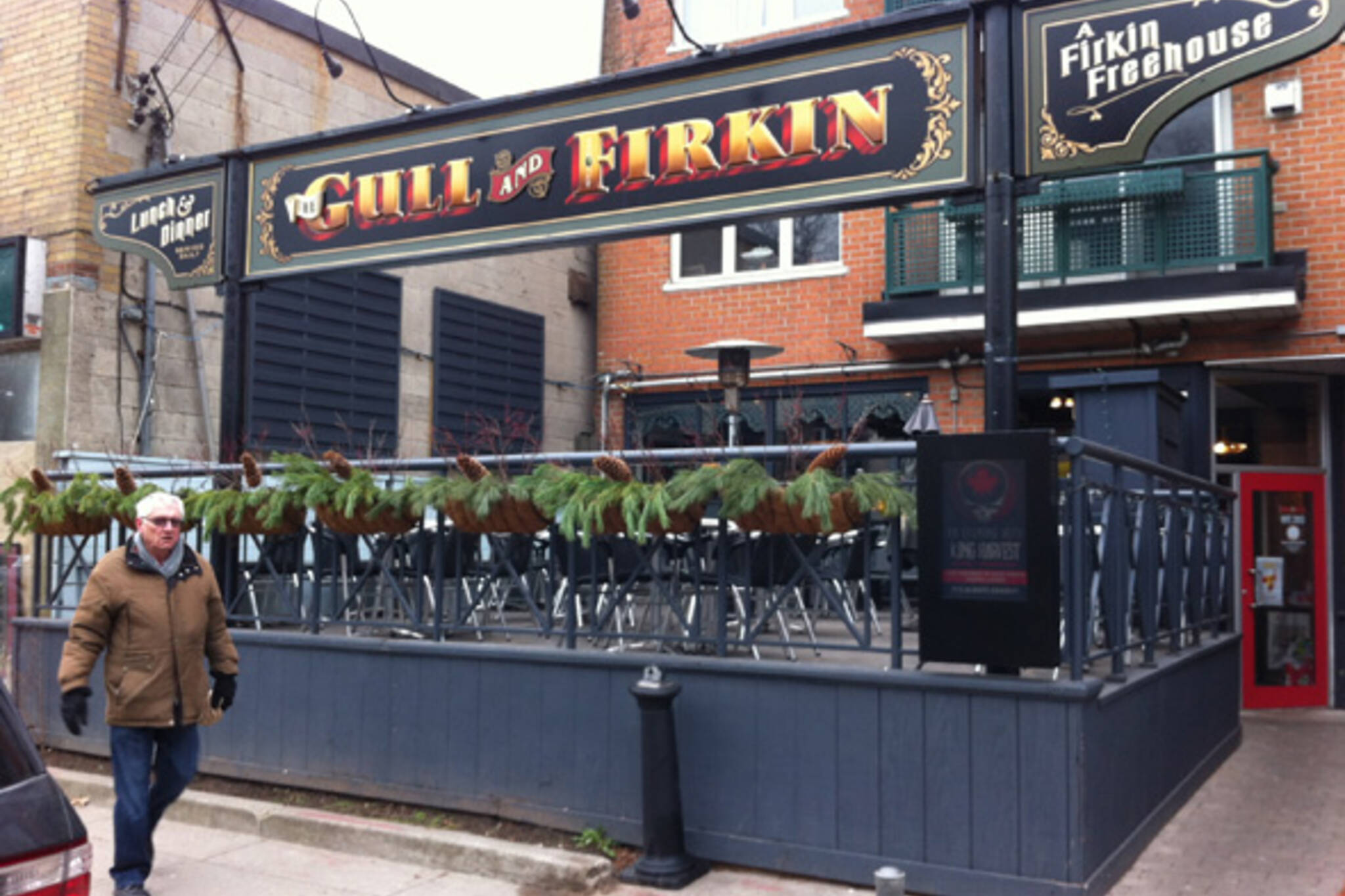 The Gull and Firkin
