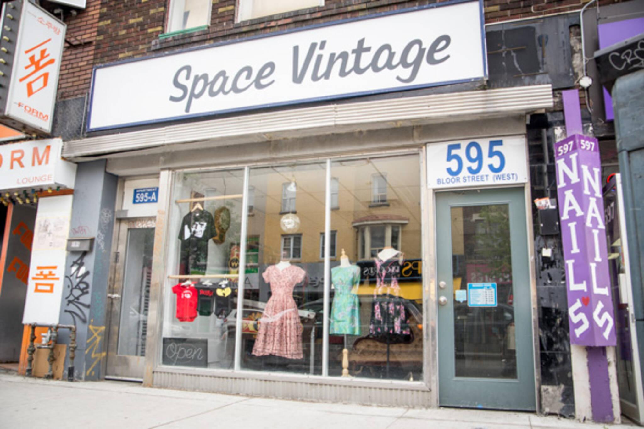 space vintage toronto