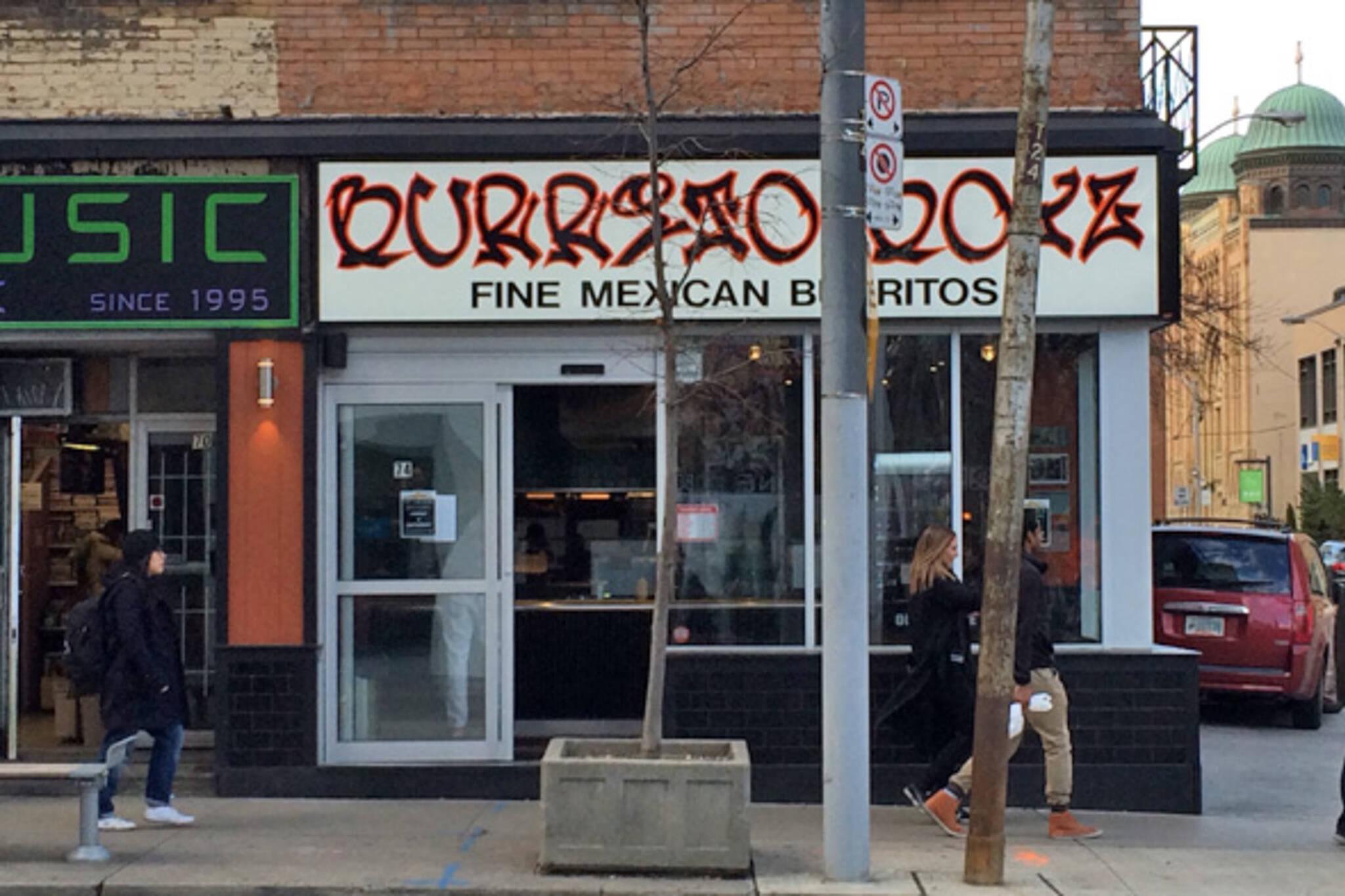 Burrito Boyz Dundas