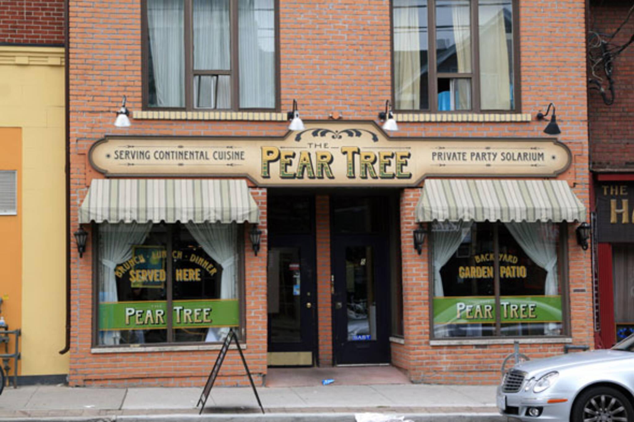Pear Tree Toronto