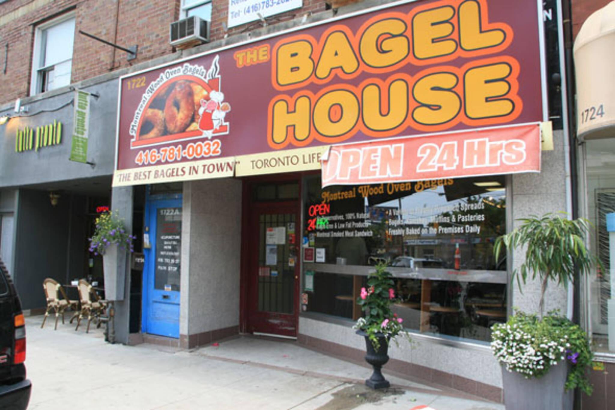 Bagel House Toronto
