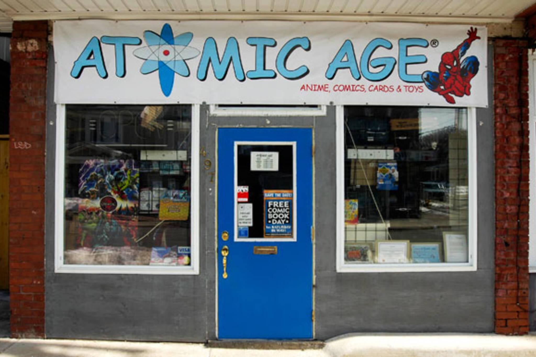 Atomic Age Comics