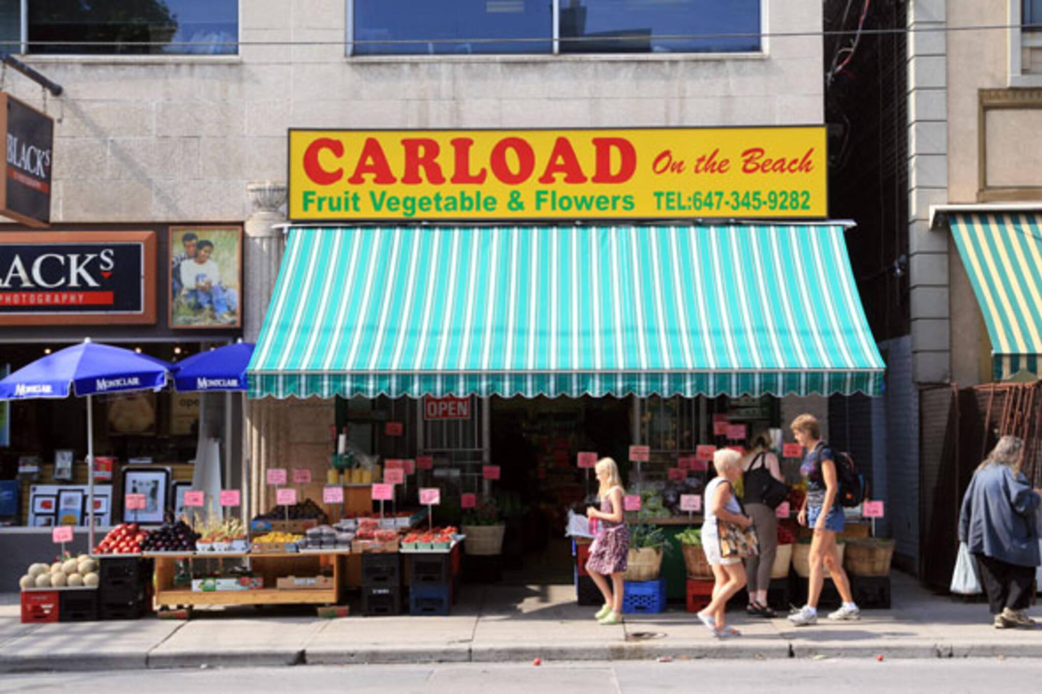 Carload Toronto