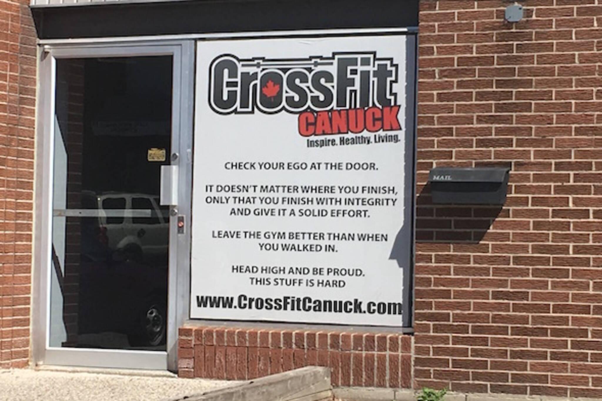 CrossFit Canuck Toronto