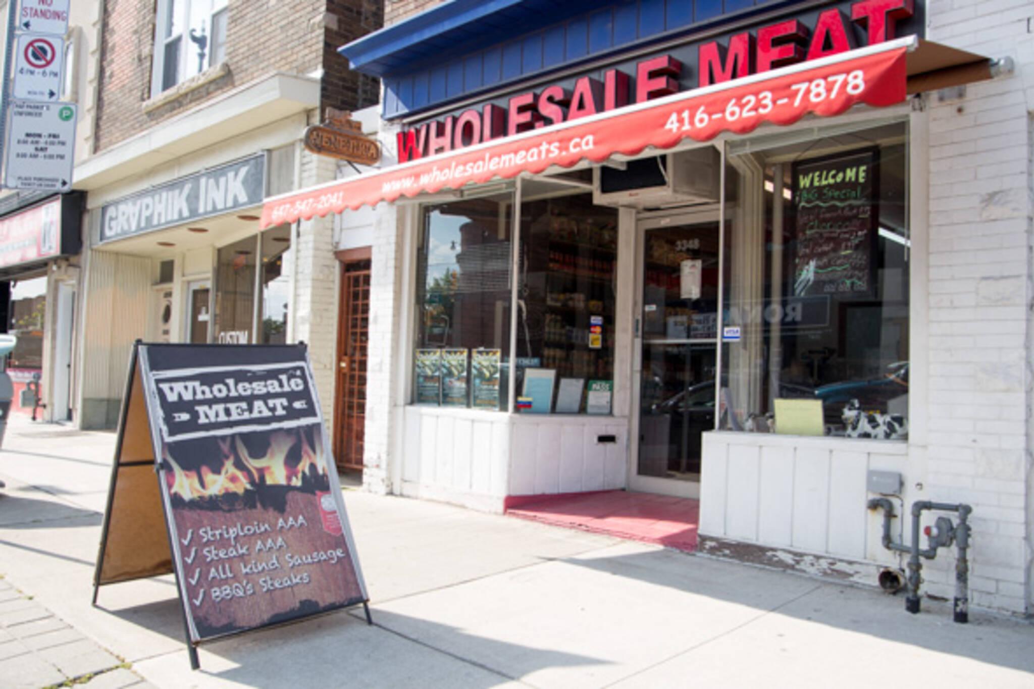 Vene-rica Wholesale Meat Toronto