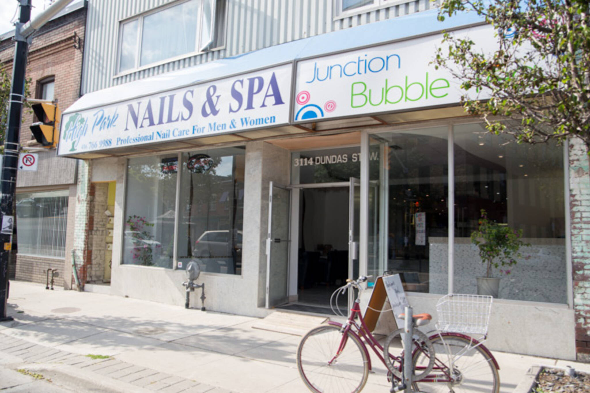 High Park Nails and Spa Toronto