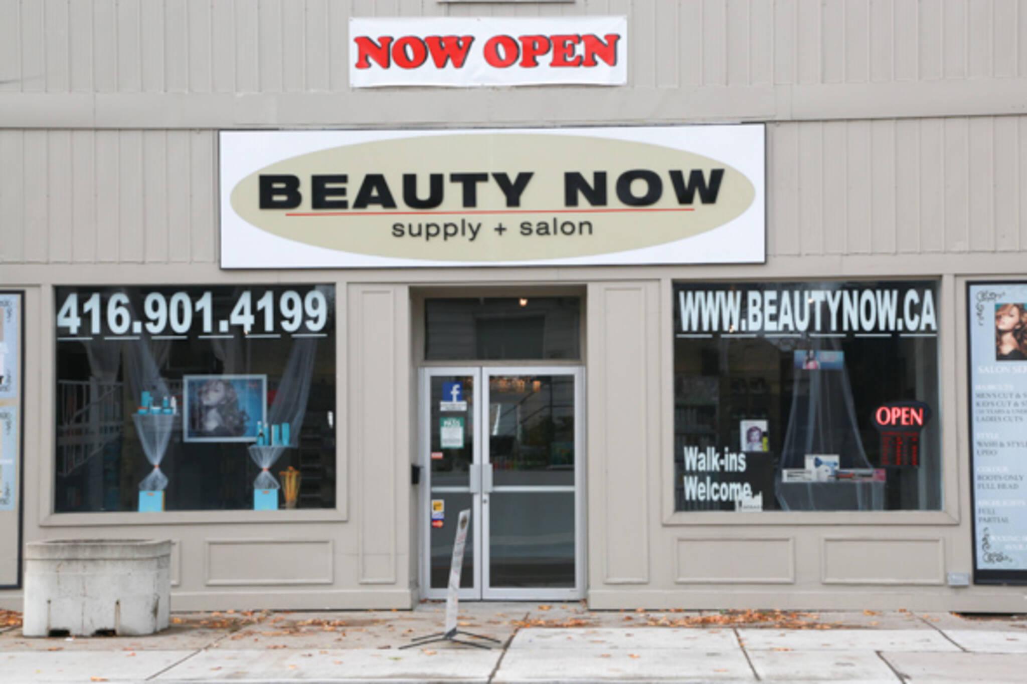 beauty now