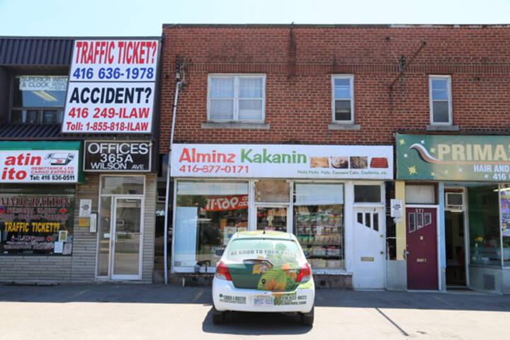 Filipino bakeries in Toronto