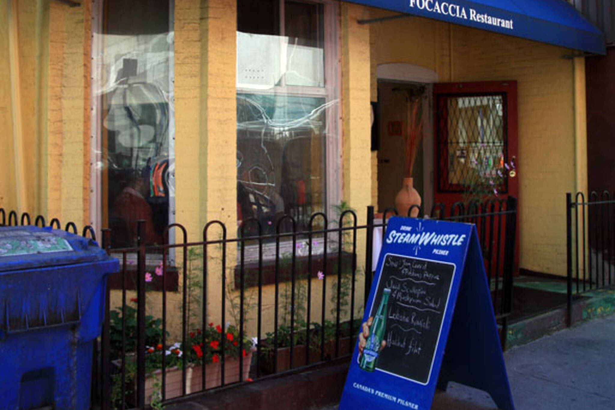 Focaccia Restaurant Toronto