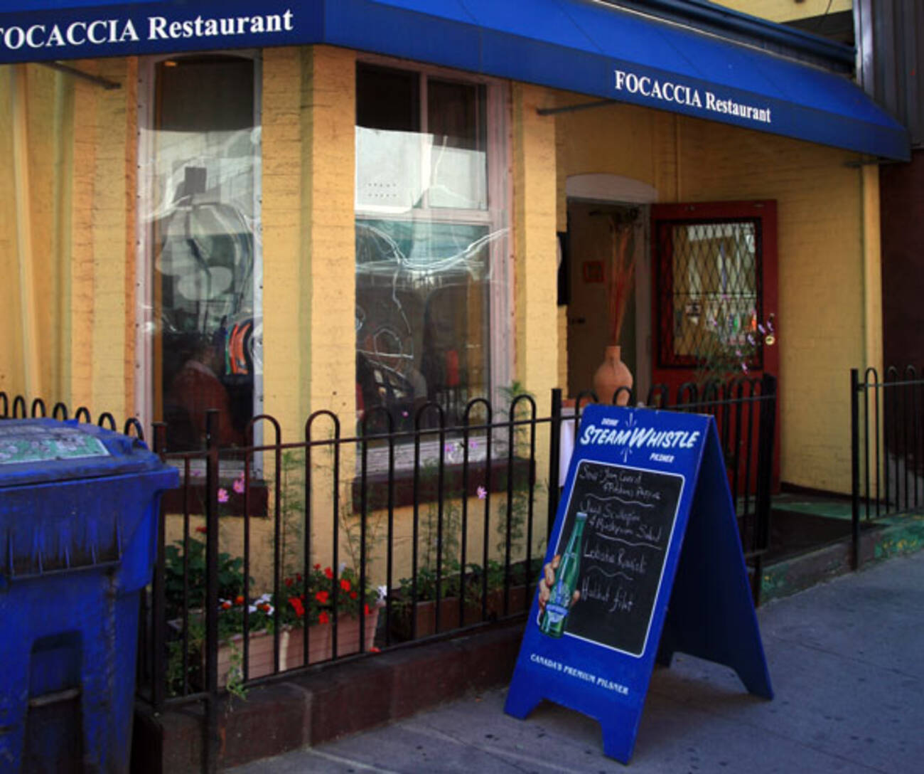 Italian Restaurant Avenue Road Toronto