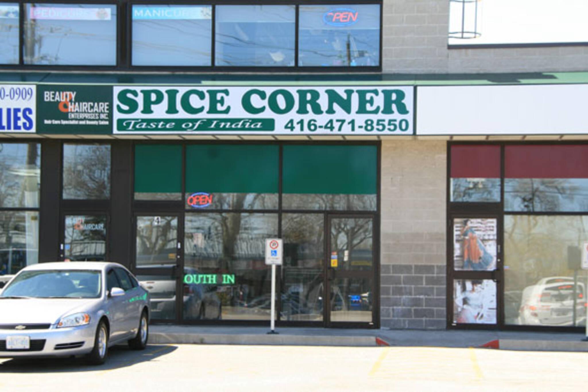 Spice Corner Taste of India