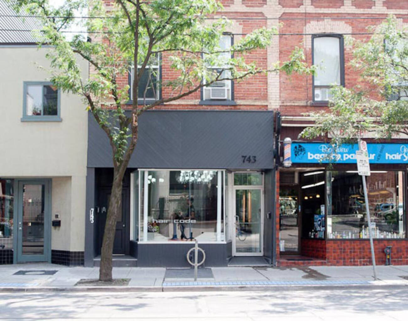 Restaurants Near Queen East And Broadview