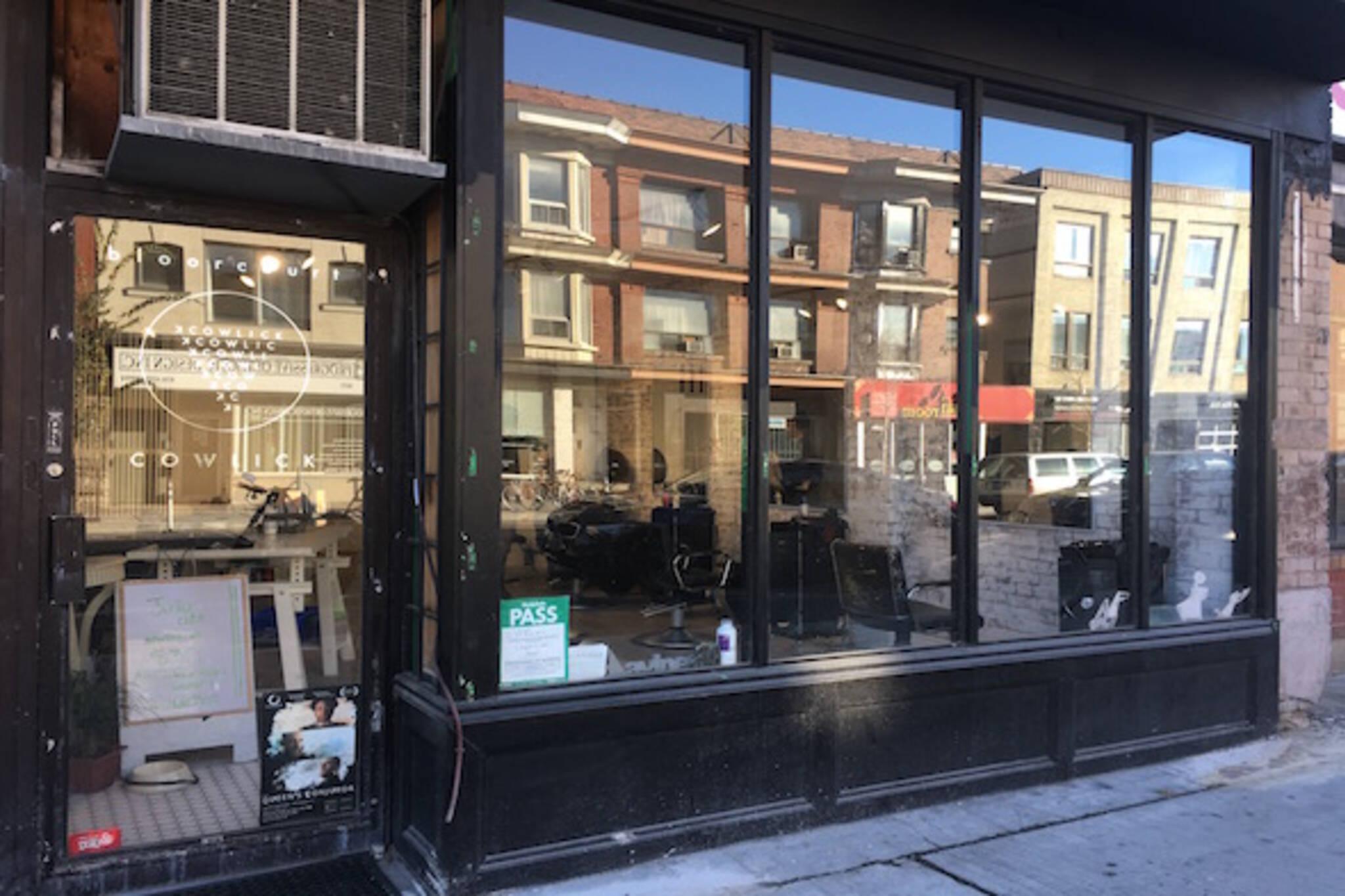 Cowlick Salon Toronto