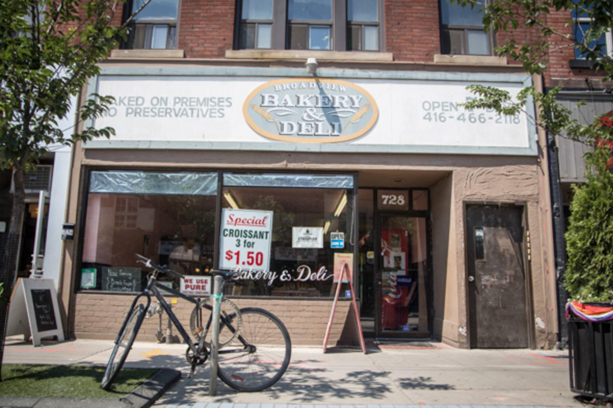 broadview bakery toronto