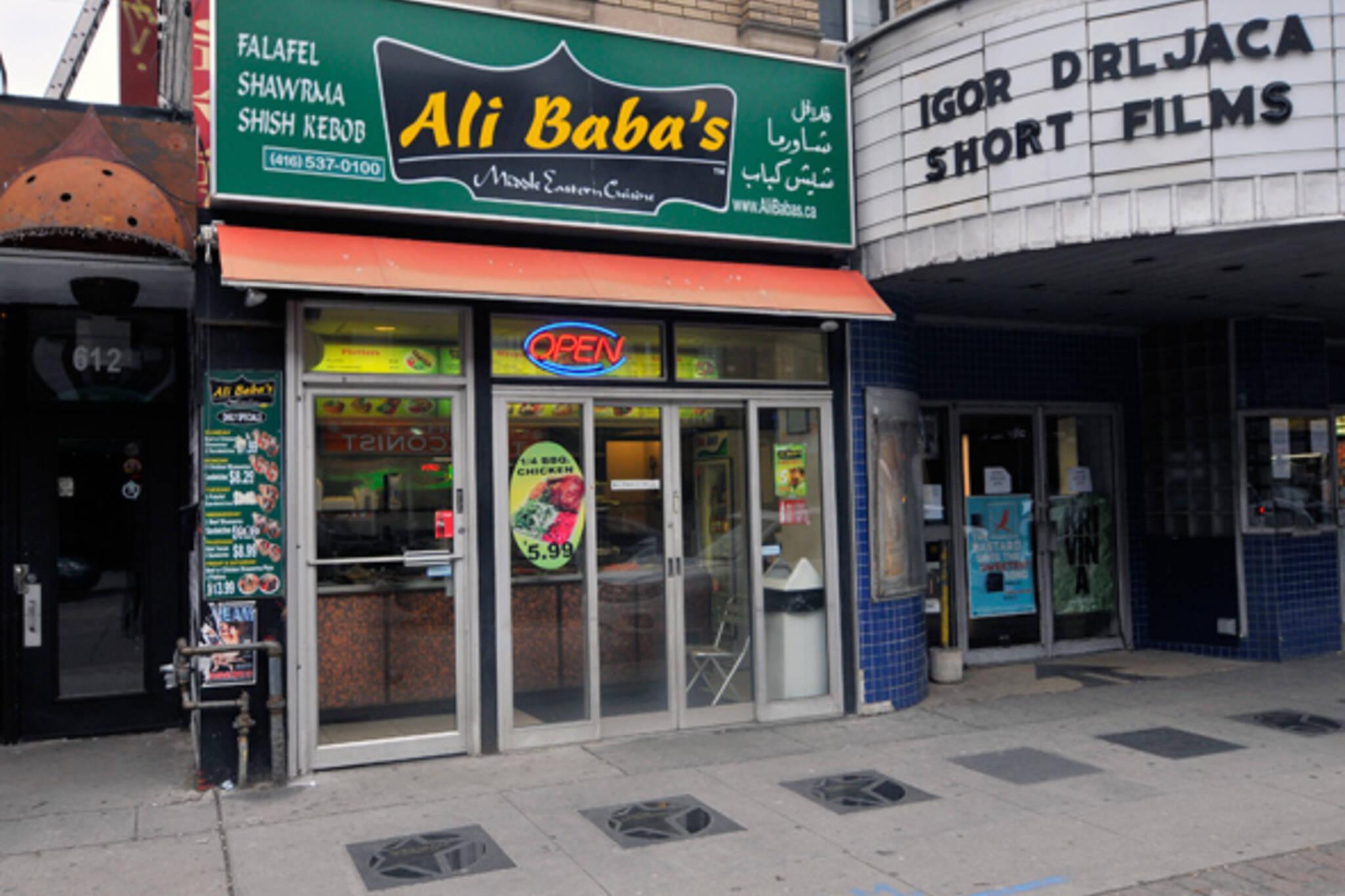 Ali baba 39 s little italy blogto toronto for Ali baba s middle eastern cuisine