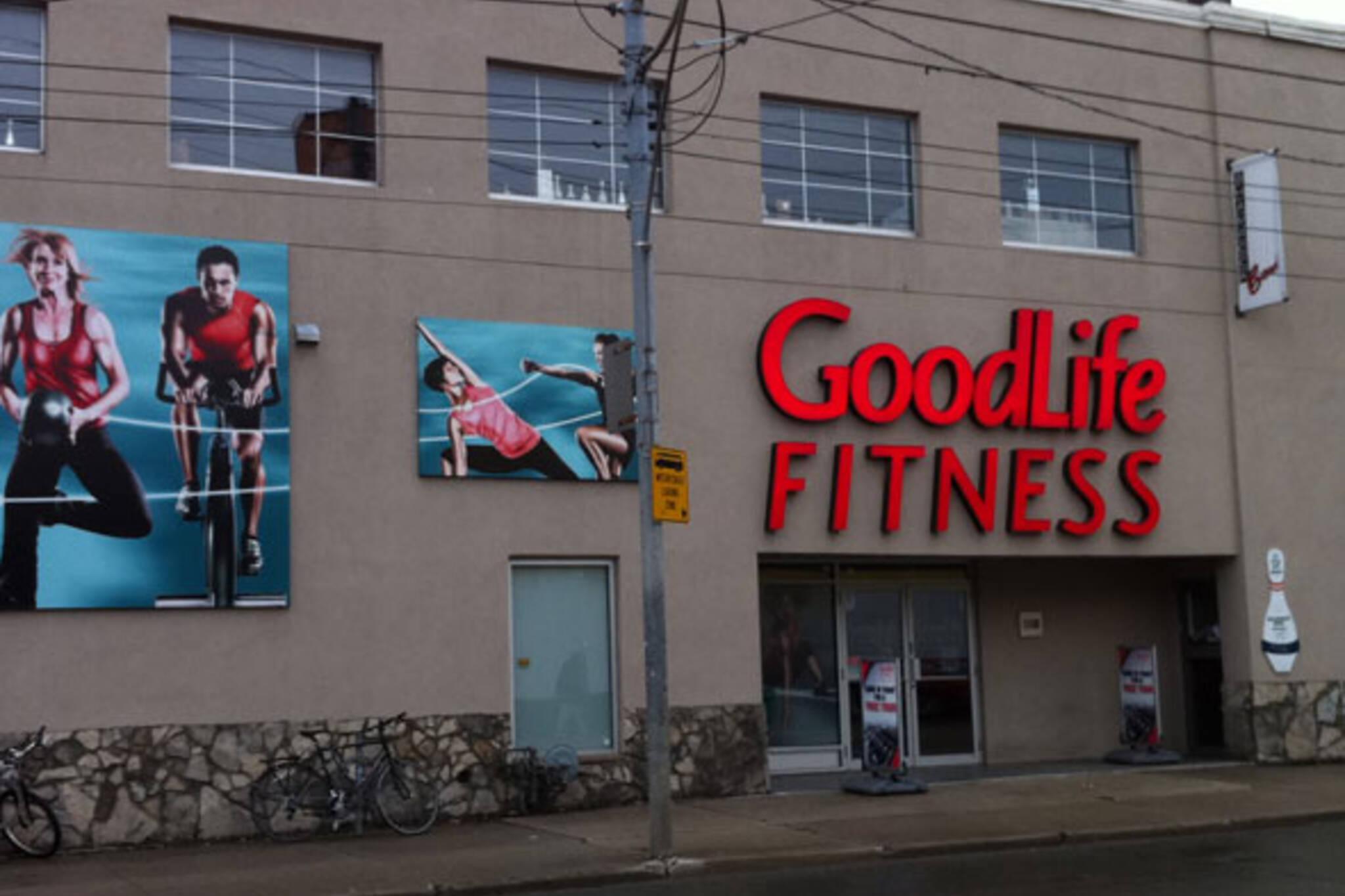 Goodlife Fitness Toronto