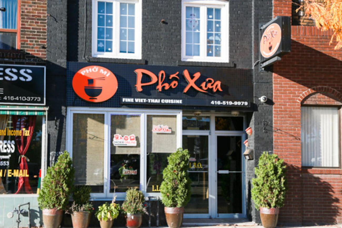 Fun Places In Toronto >> Pho Xua - blogTO - Toronto