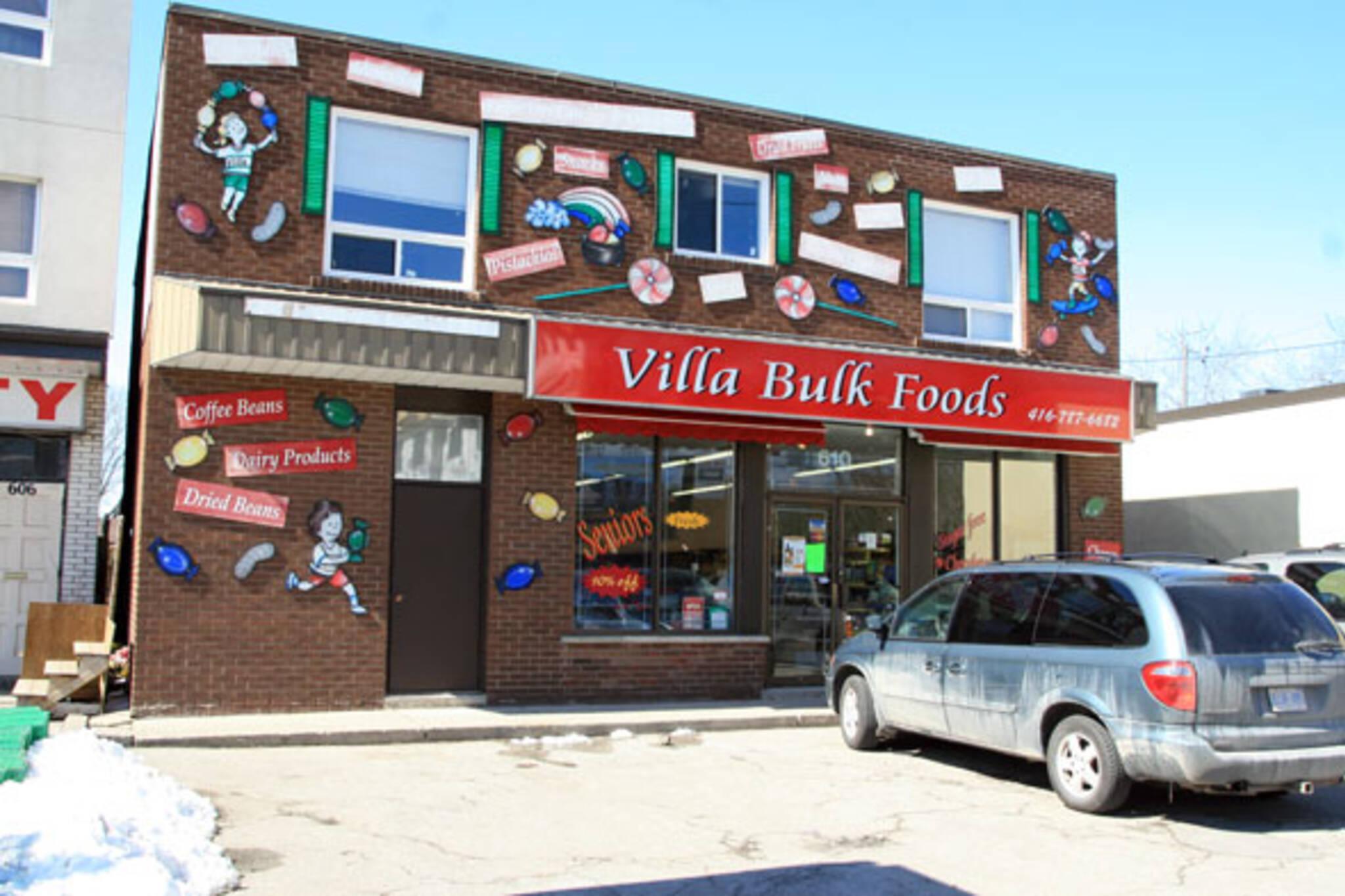 Villa Bulk Foods