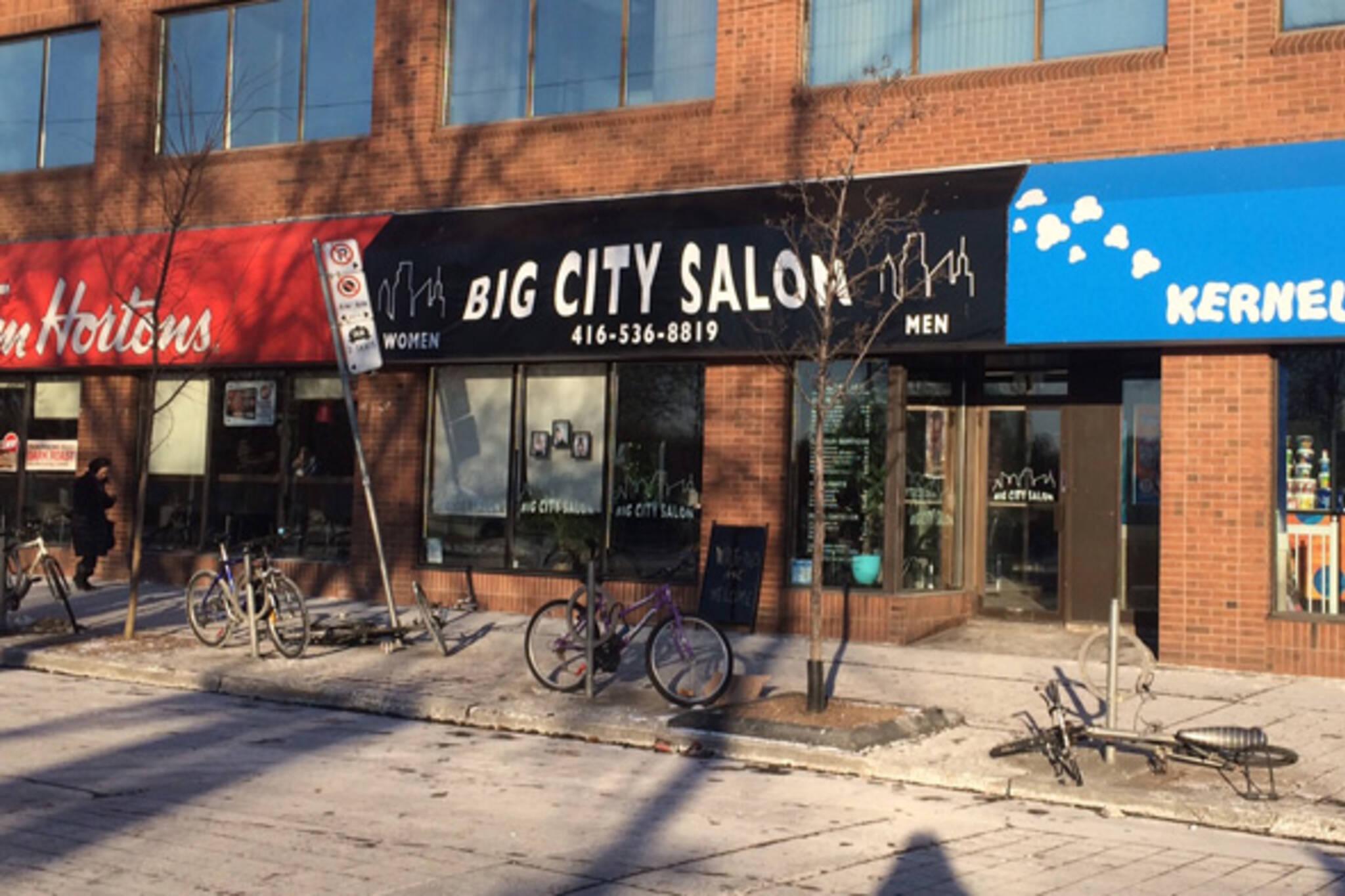 big city salon