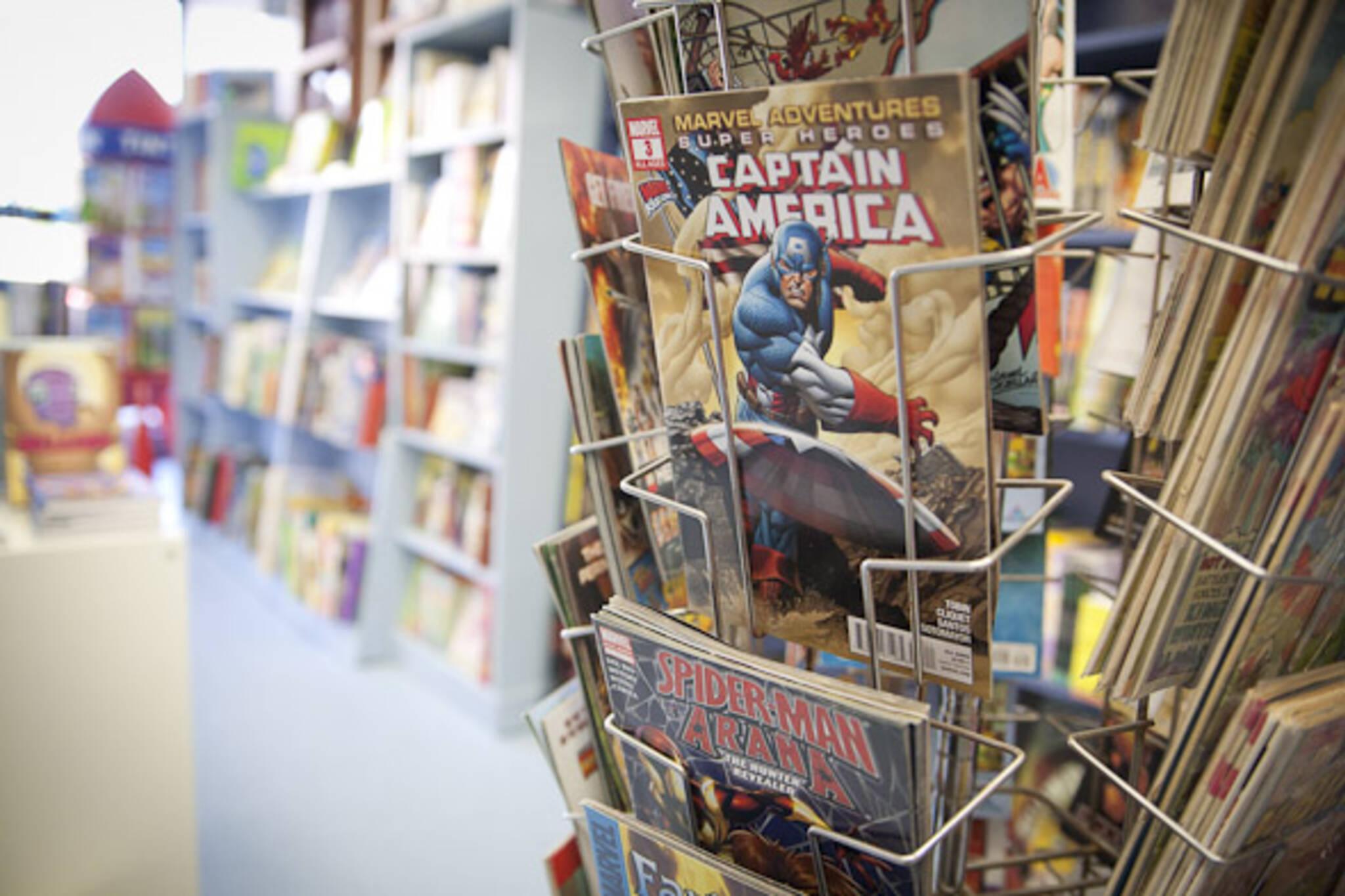 Little Island Comics