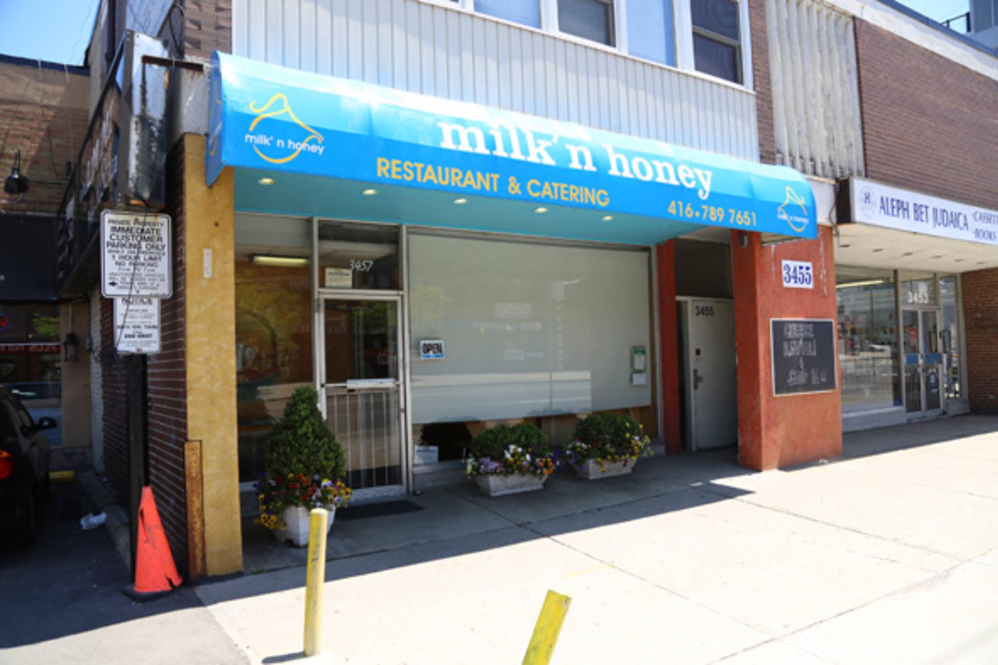 Milk N Honey Toronto