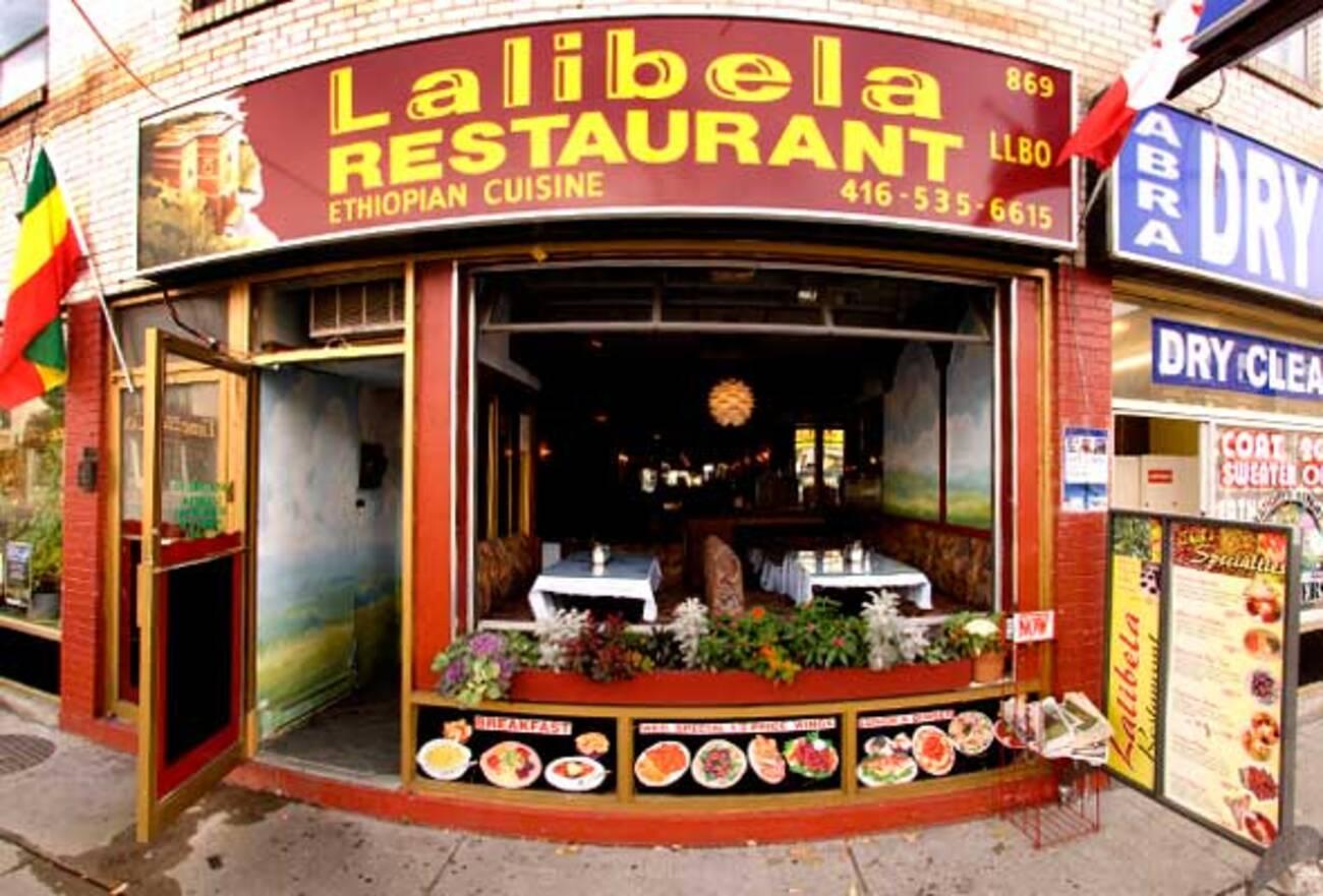 Lalibela Ethiopian Bloor Blogto Toronto