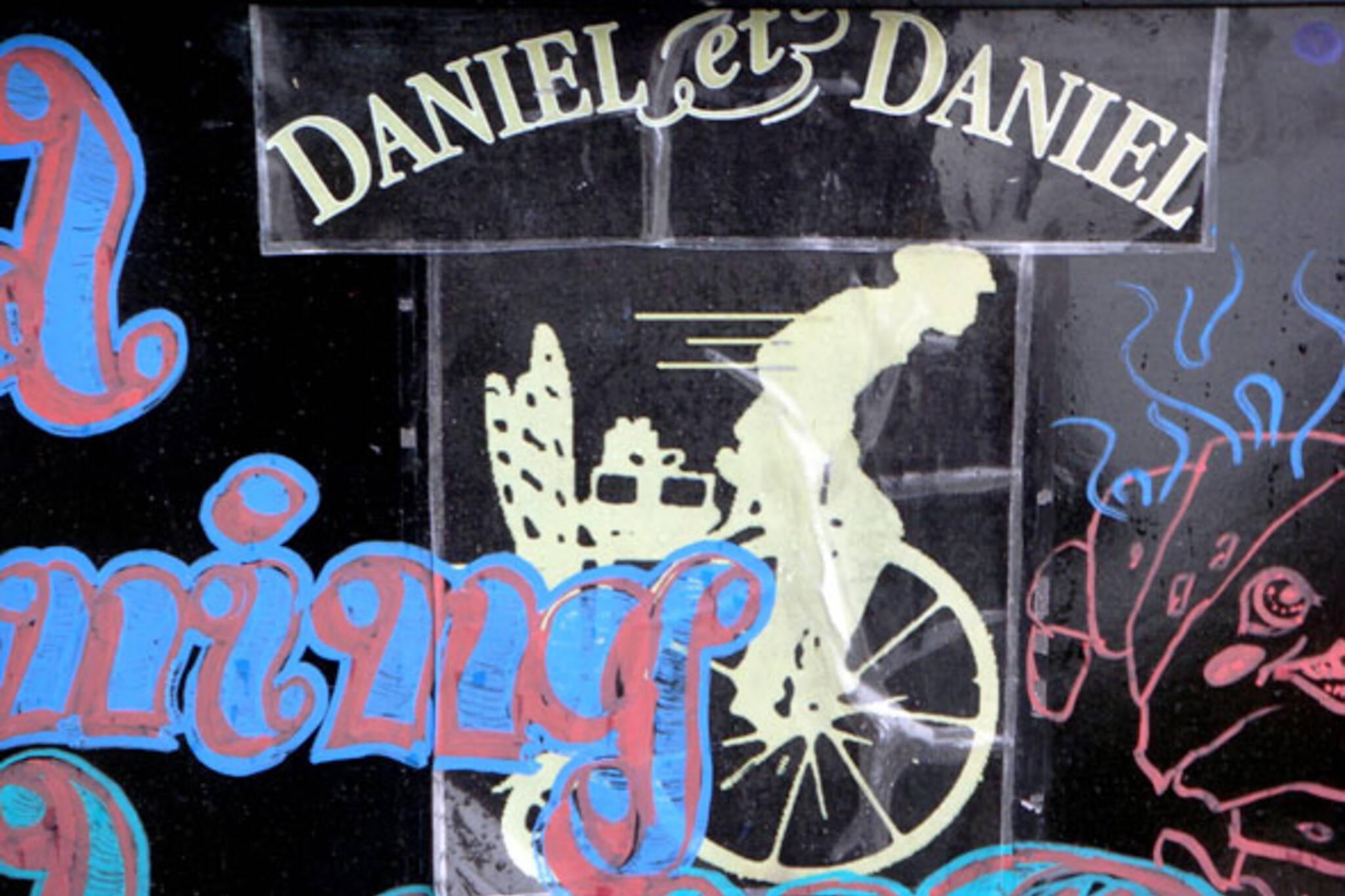 Daniel et Daniel