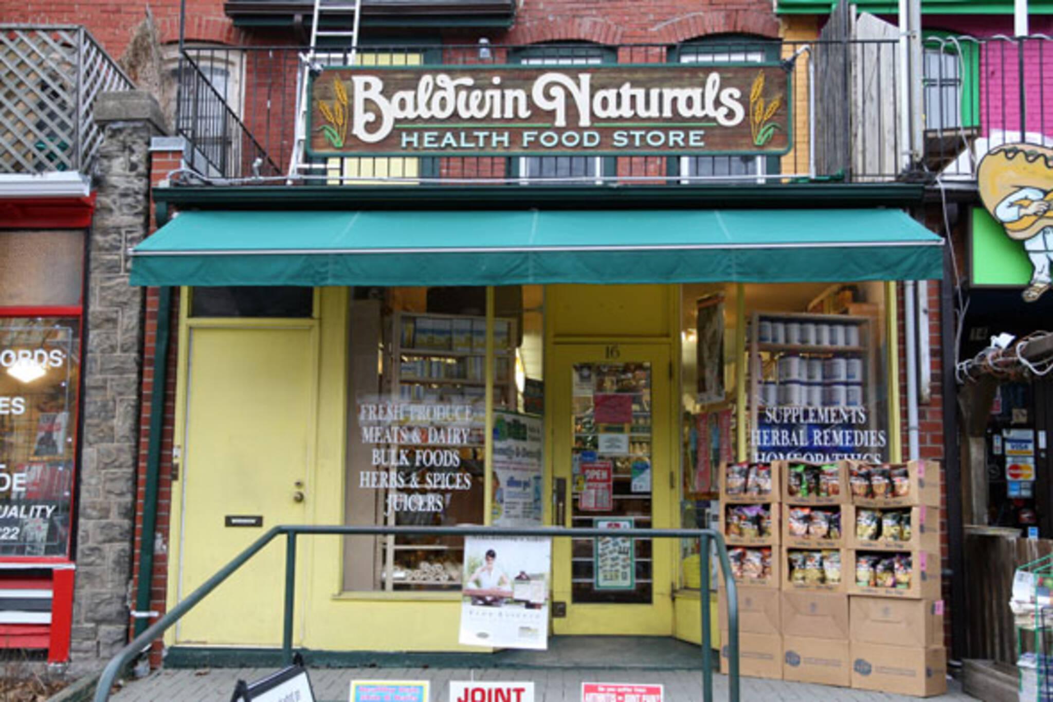 Baldwin Naturals