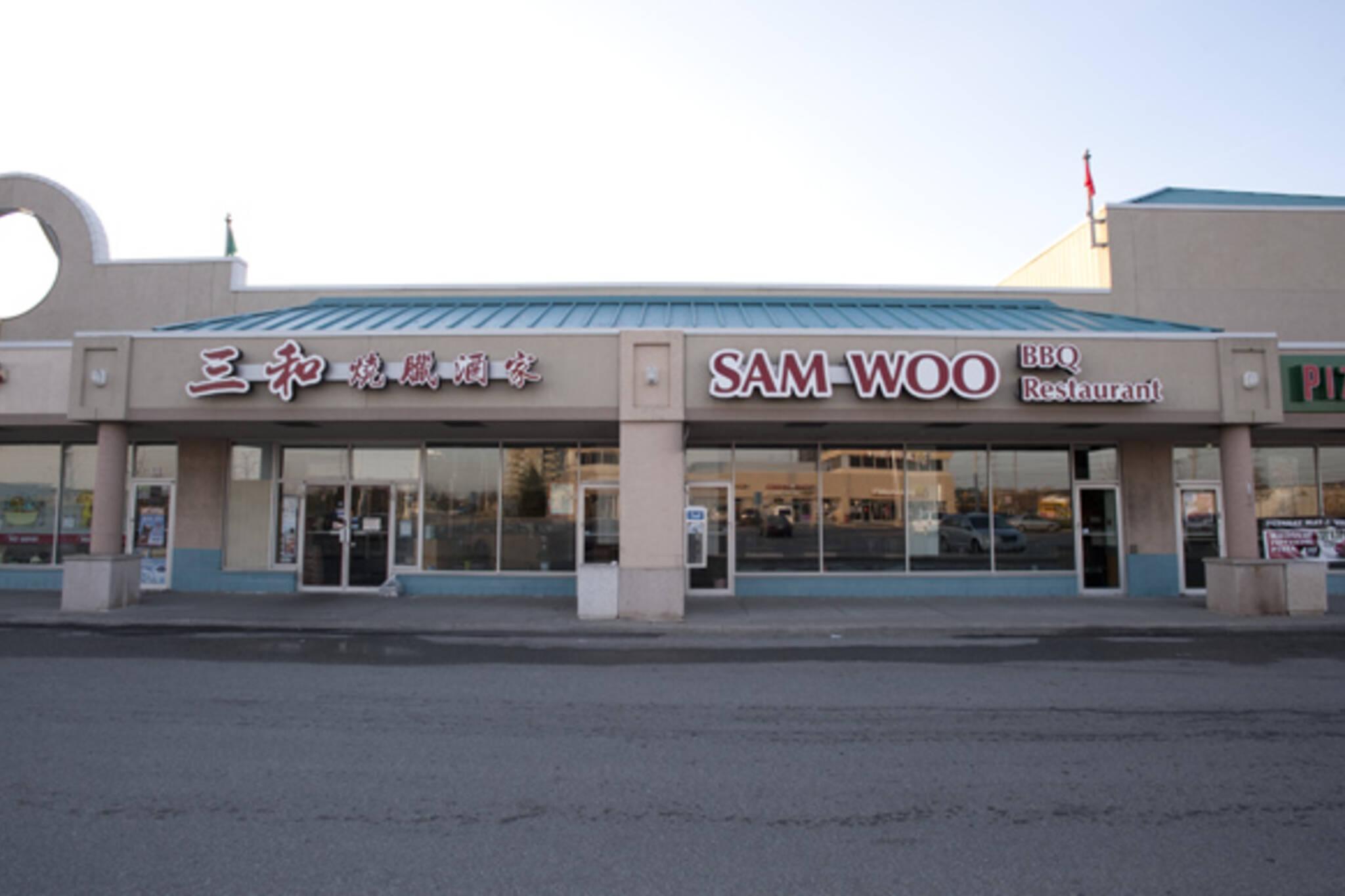Sam Woo Mississauga