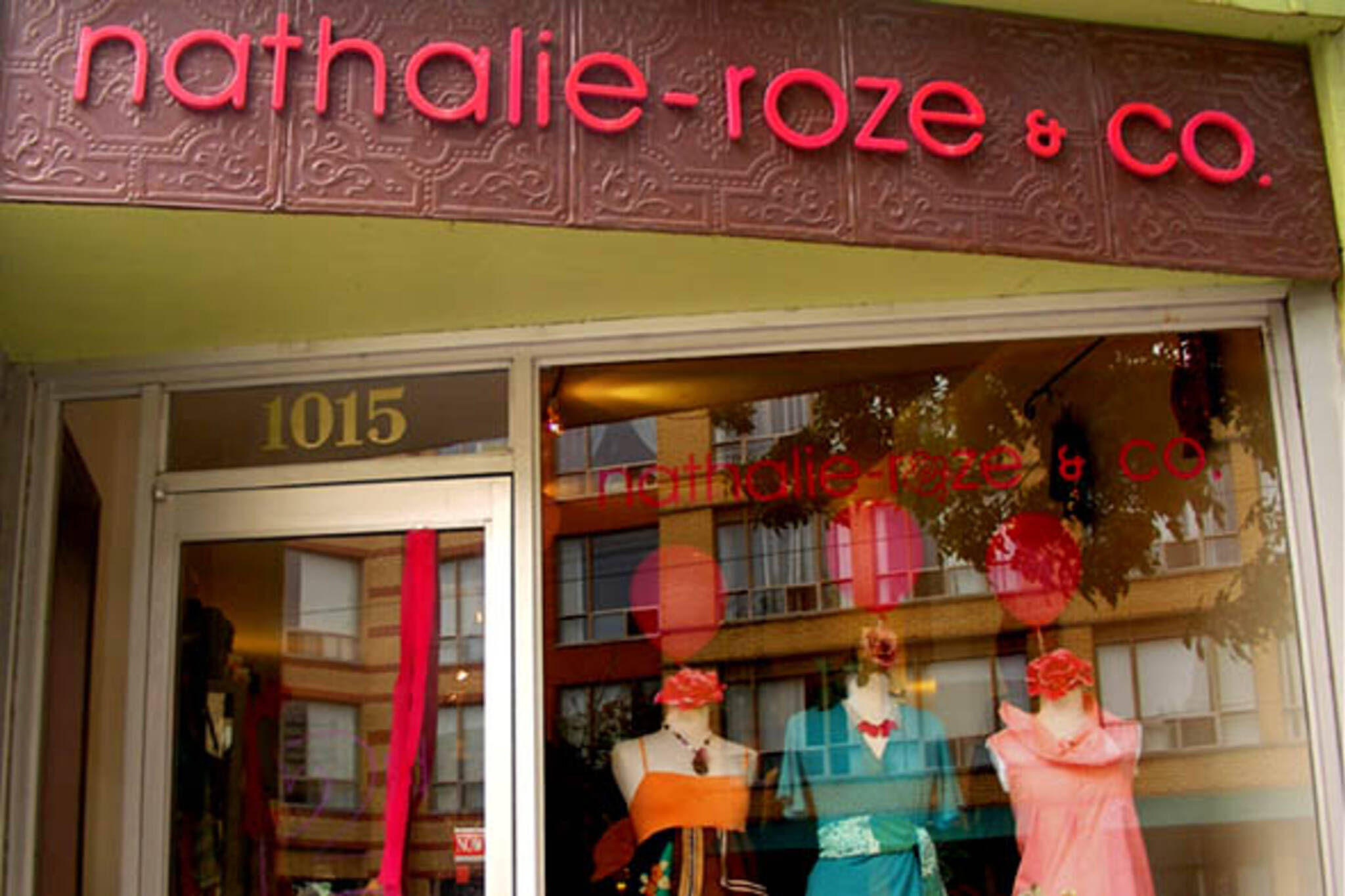 Nathalie Roze and Co
