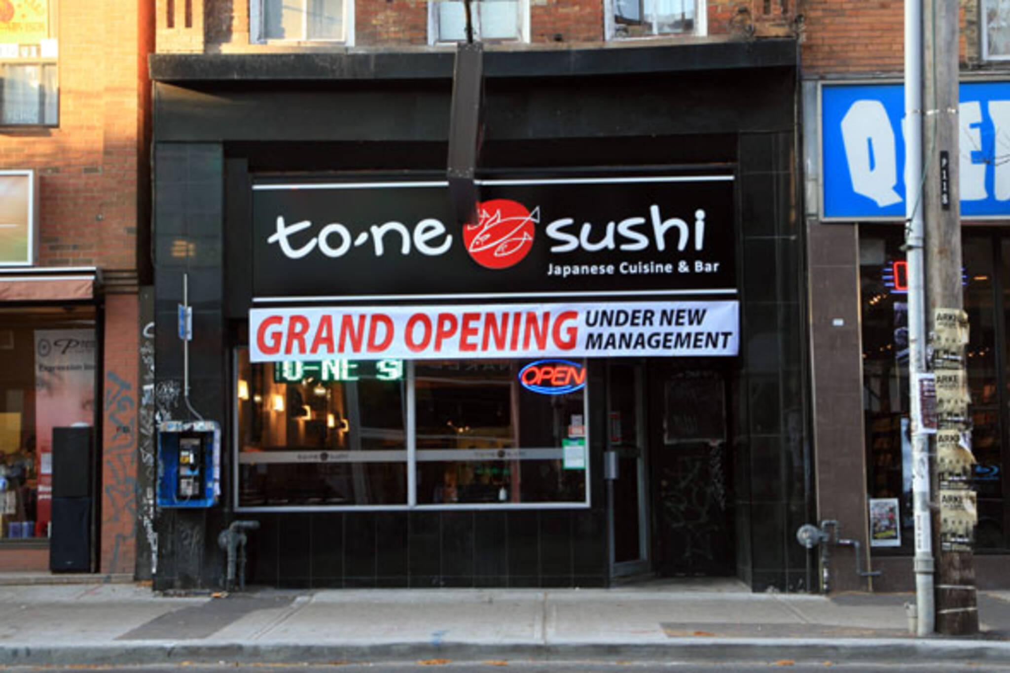 Tone Sushi