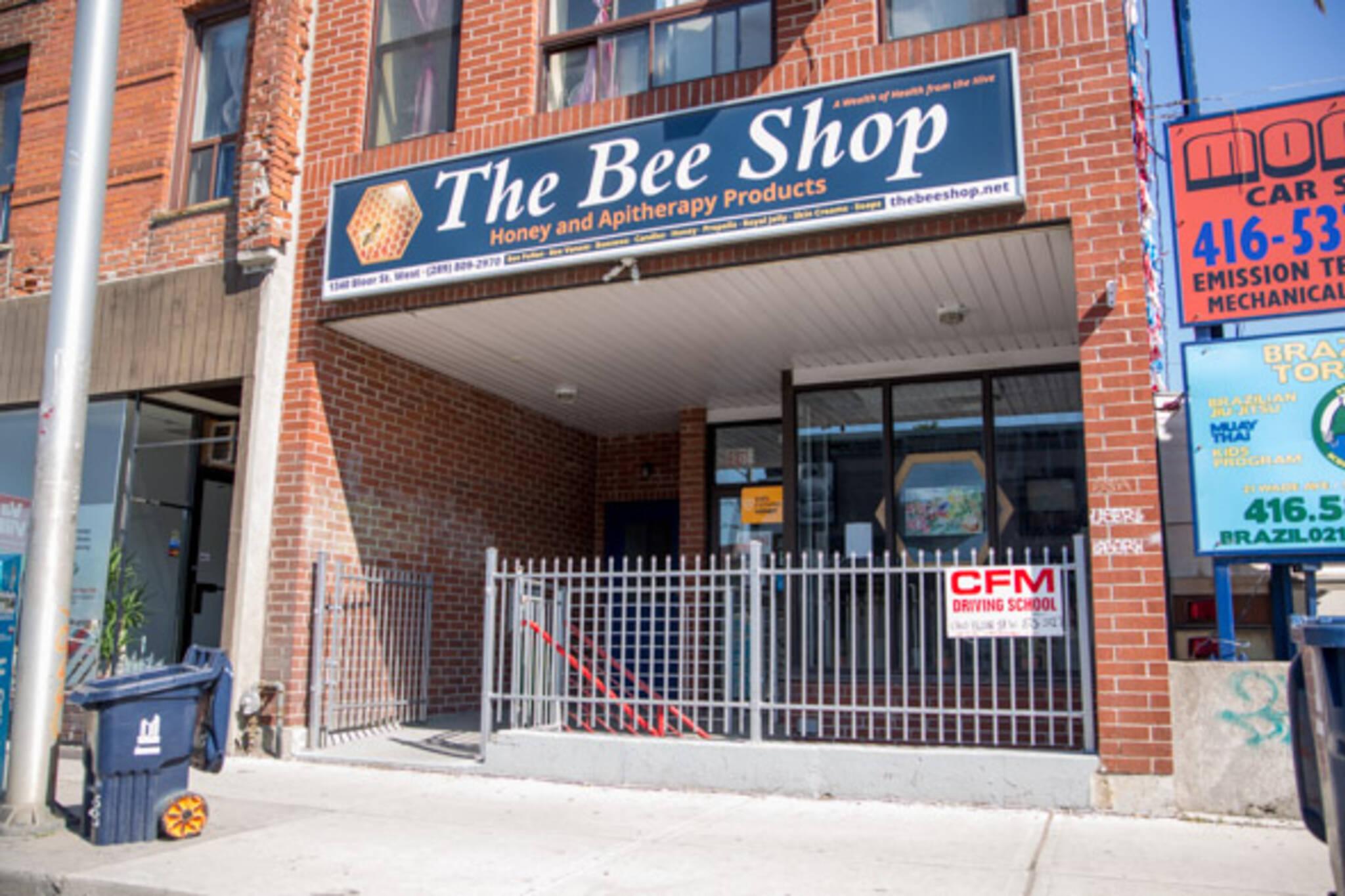 bee shop toronto