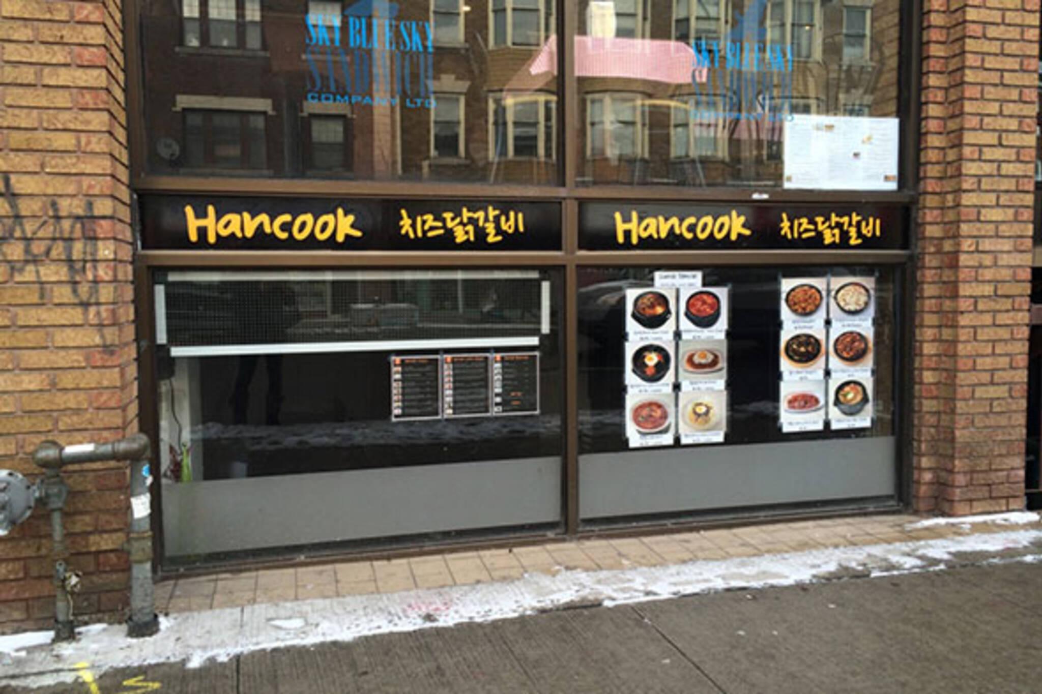 Hancook