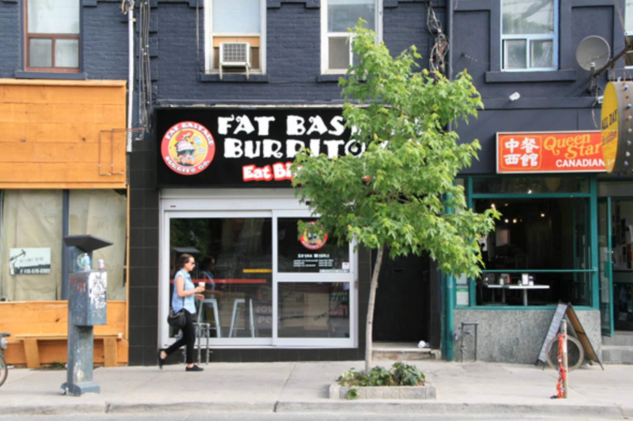 Fat Bastard Burrito Co.